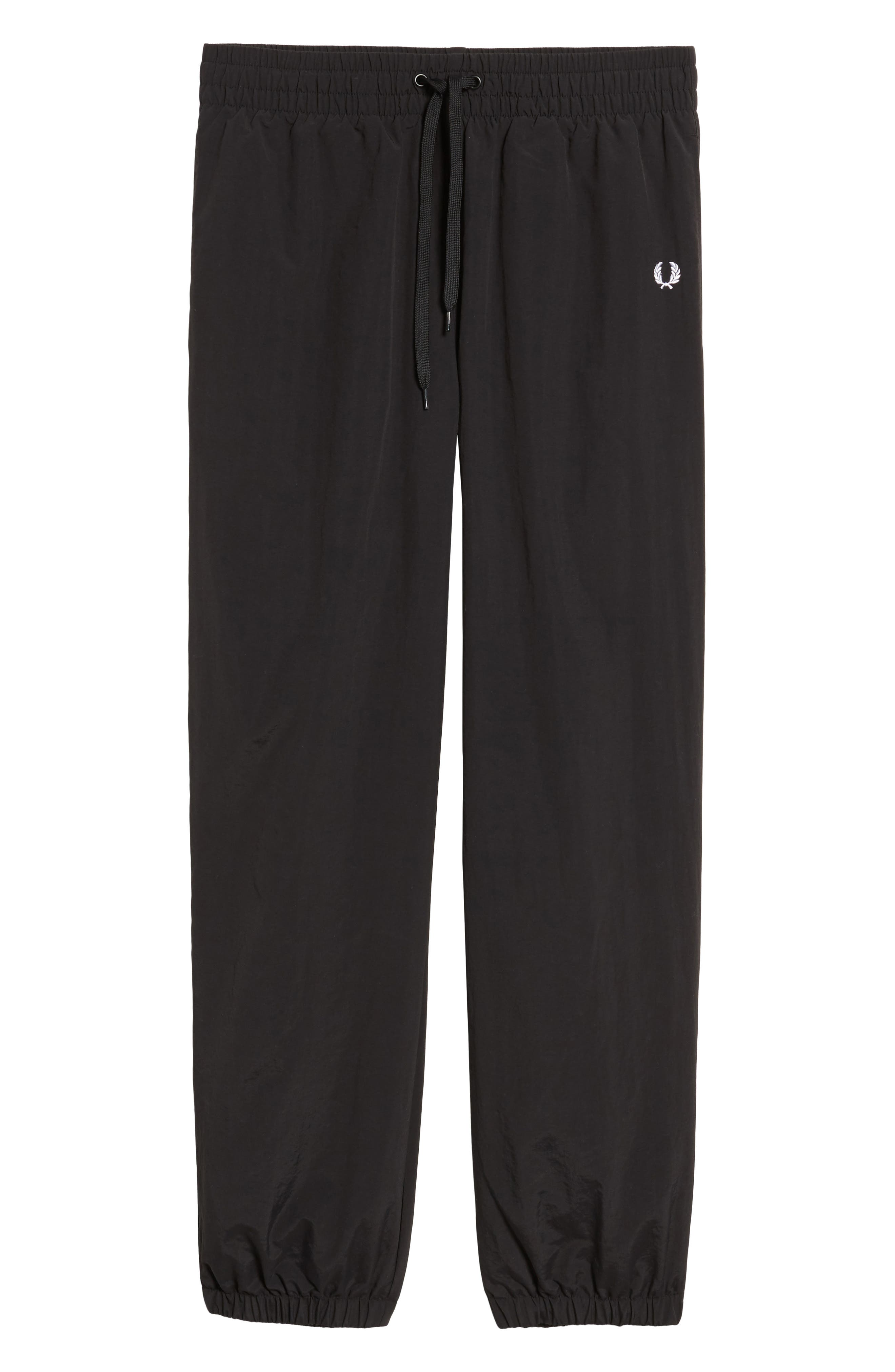 Alternate Image 6  - Fred Perry Monochrome Tennis Pants
