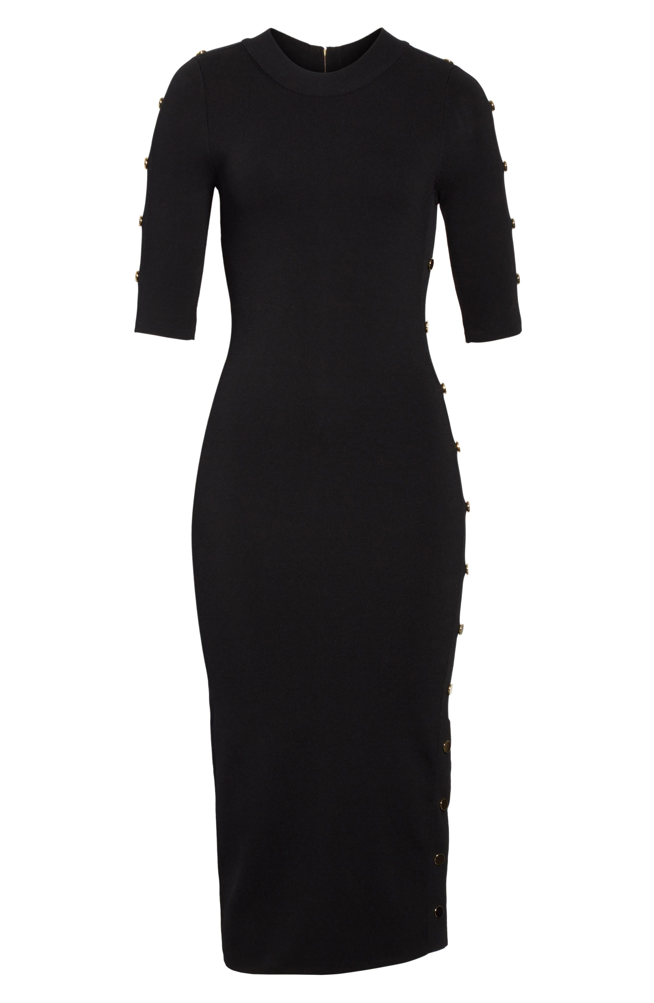 Alternate Image 6  - Veronica Beard Joss Body-Con Knit Dress