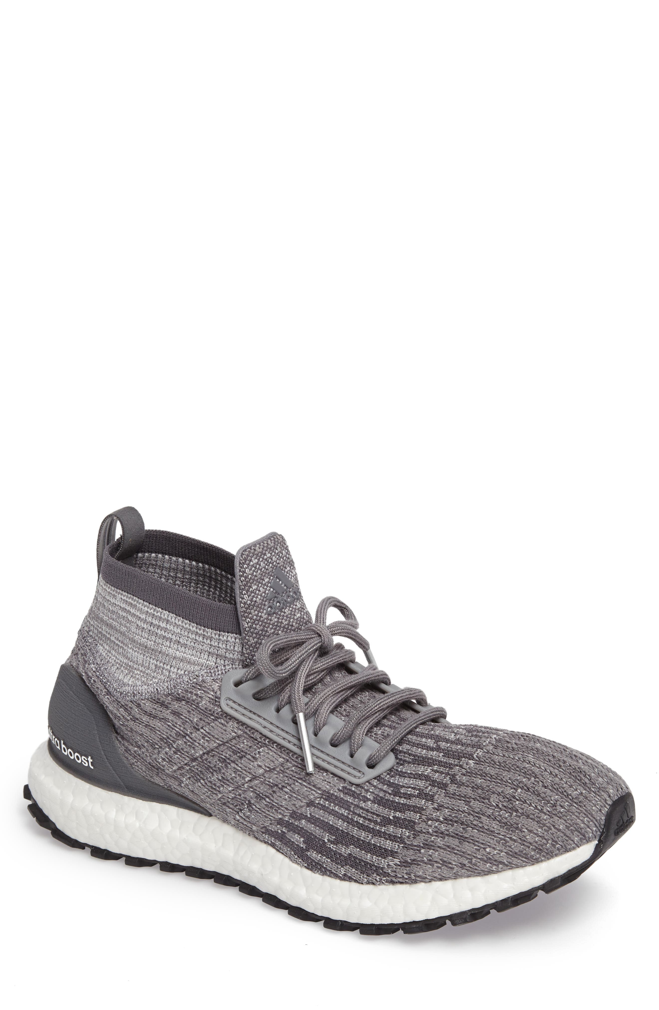 Alternate Image 1 Selected - adidas UltraBOOST All Terrain Water Resistant Running Shoe (Men)