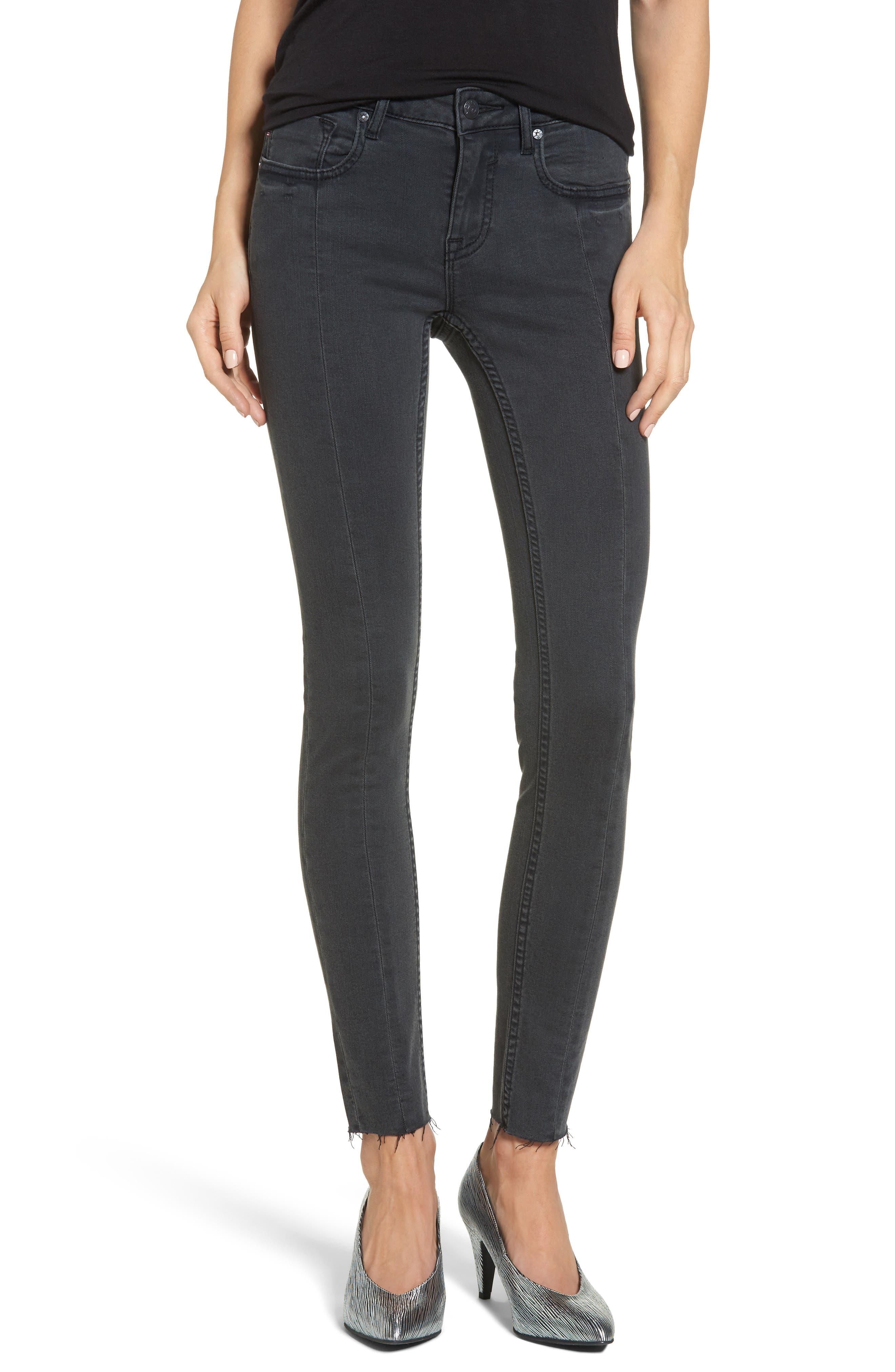 Alternate Image 1 Selected - Vigoss Jagger Front Seam Skinny Jeans