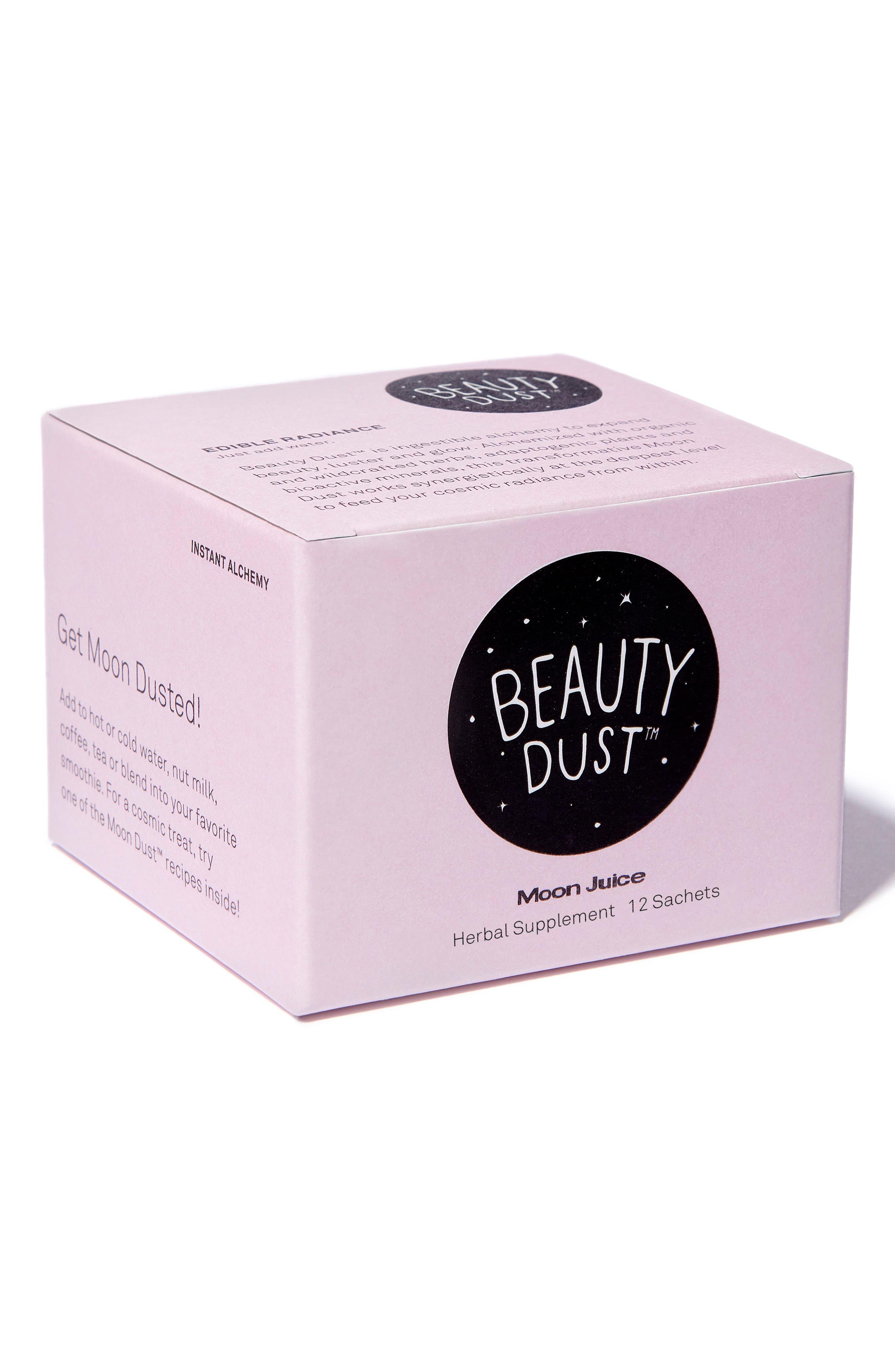 Moon Juice Beauty Dust® 12-Pack Sachet Box