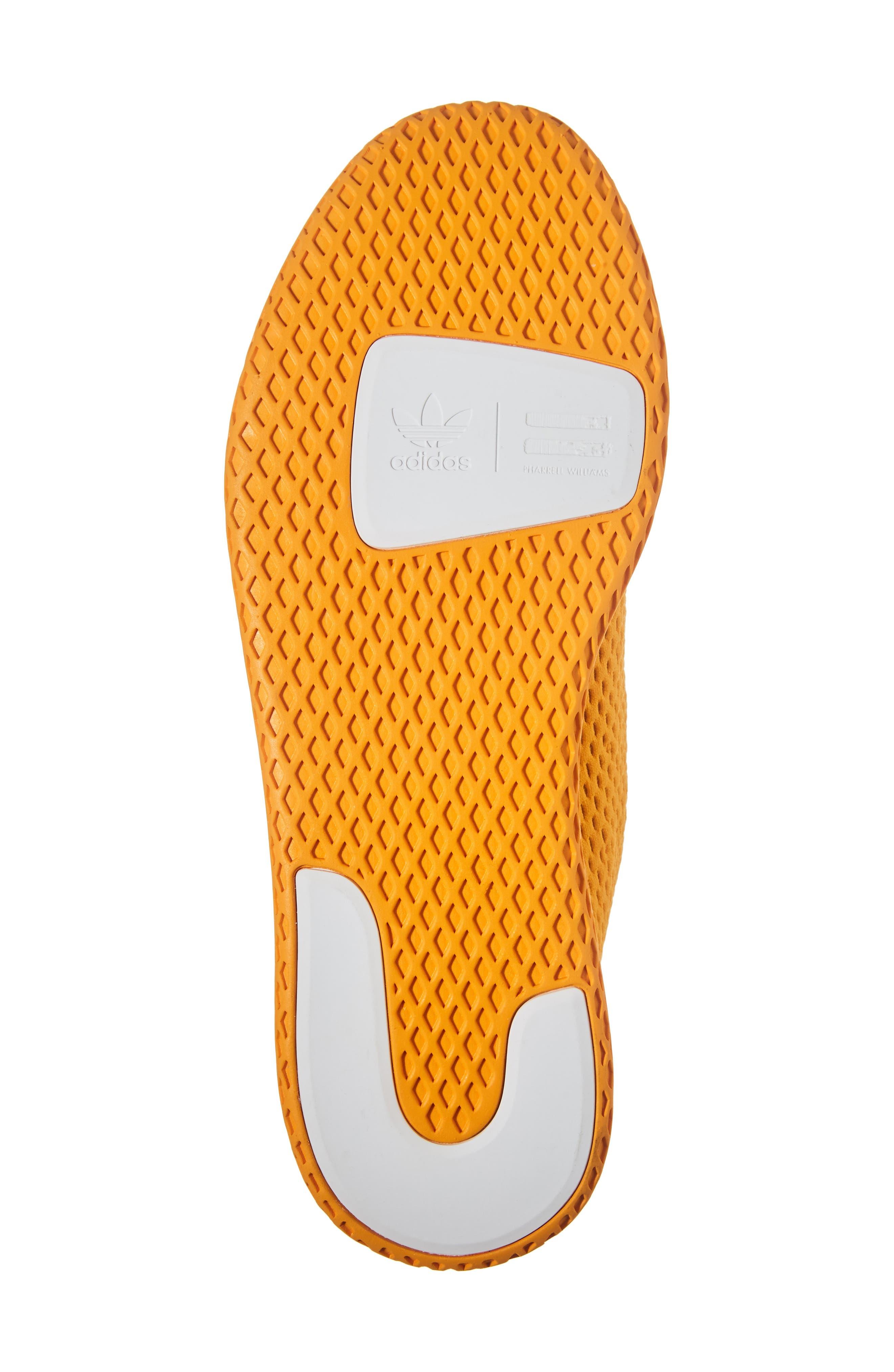 Alternate Image 6  - adidas Originals x Pharrell Williams The Summers Mesh Sneaker (Big Kid)