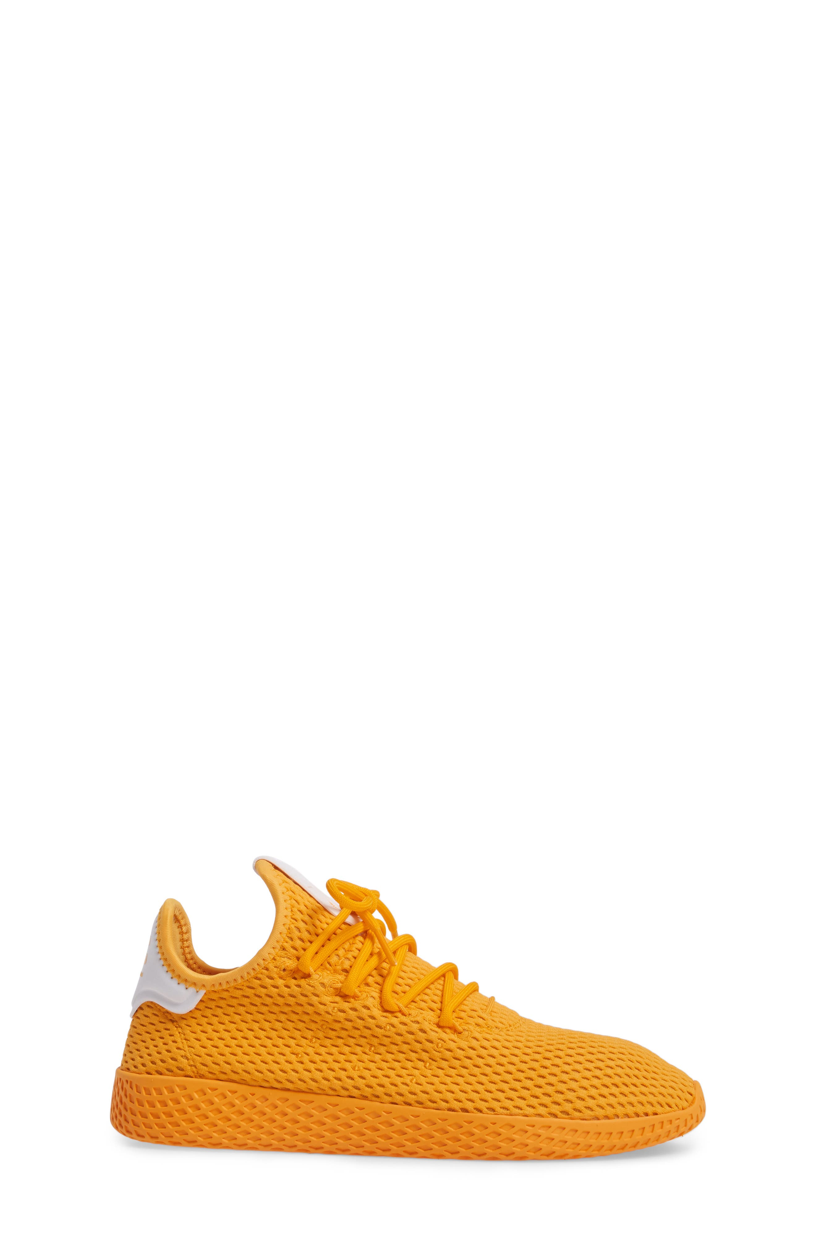Alternate Image 3  - adidas Originals x Pharrell Williams The Summers Mesh Sneaker (Big Kid)