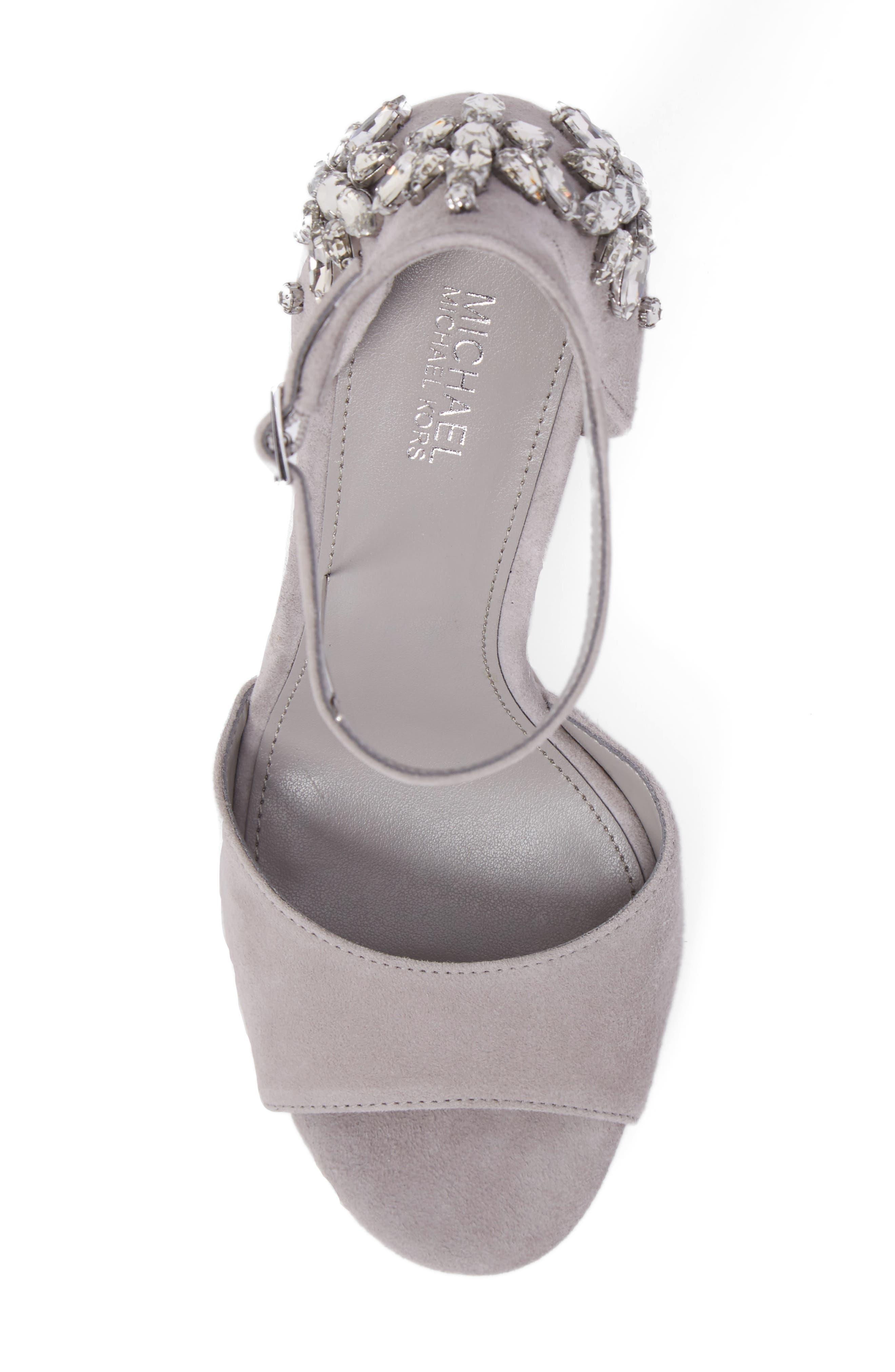 Alternate Image 5  - MICHAEL Michael Kors Patti Platform Sandal (Women)