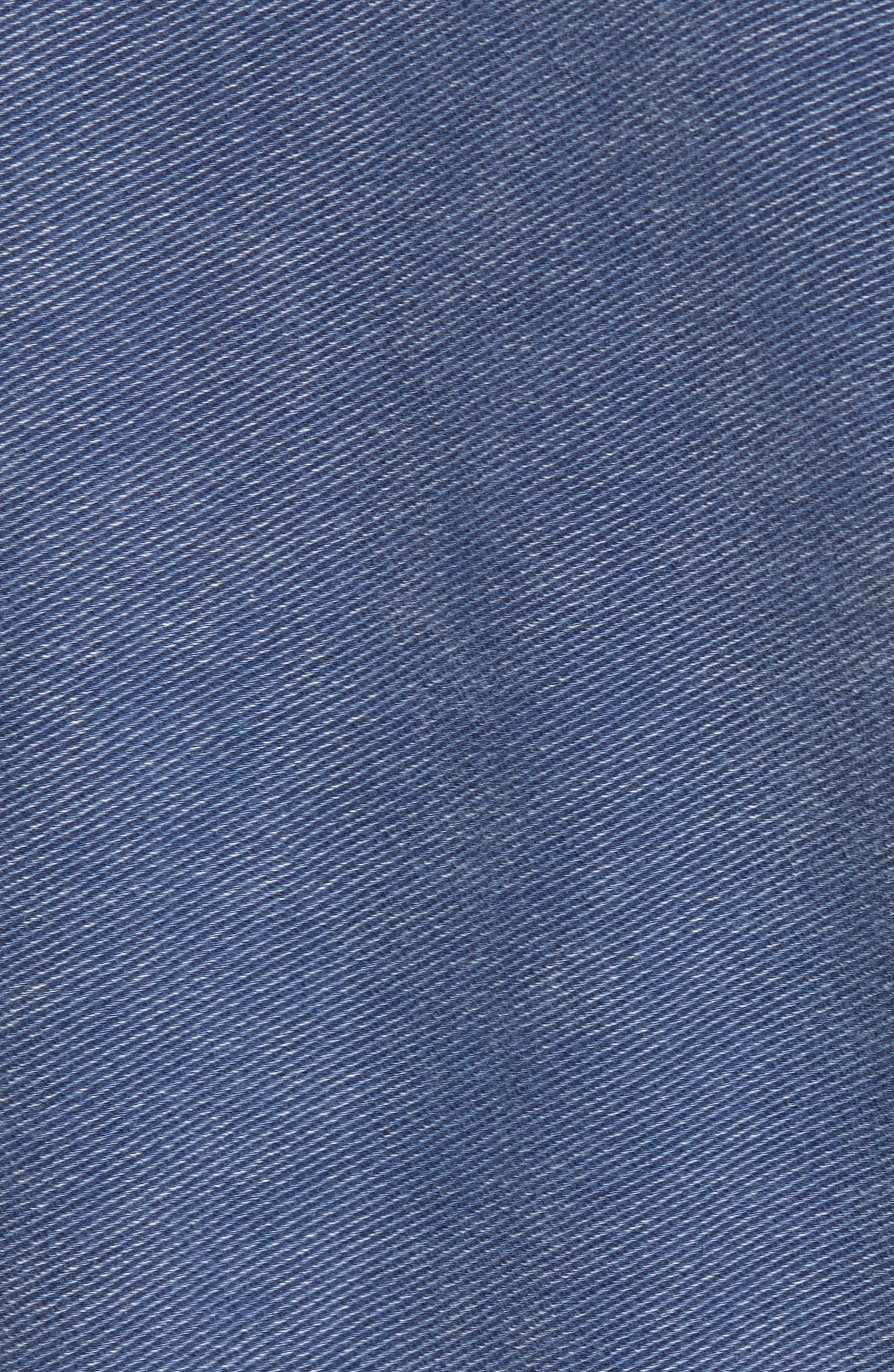 Alternate Image 5  - RVCA Distressed Sweatshirt