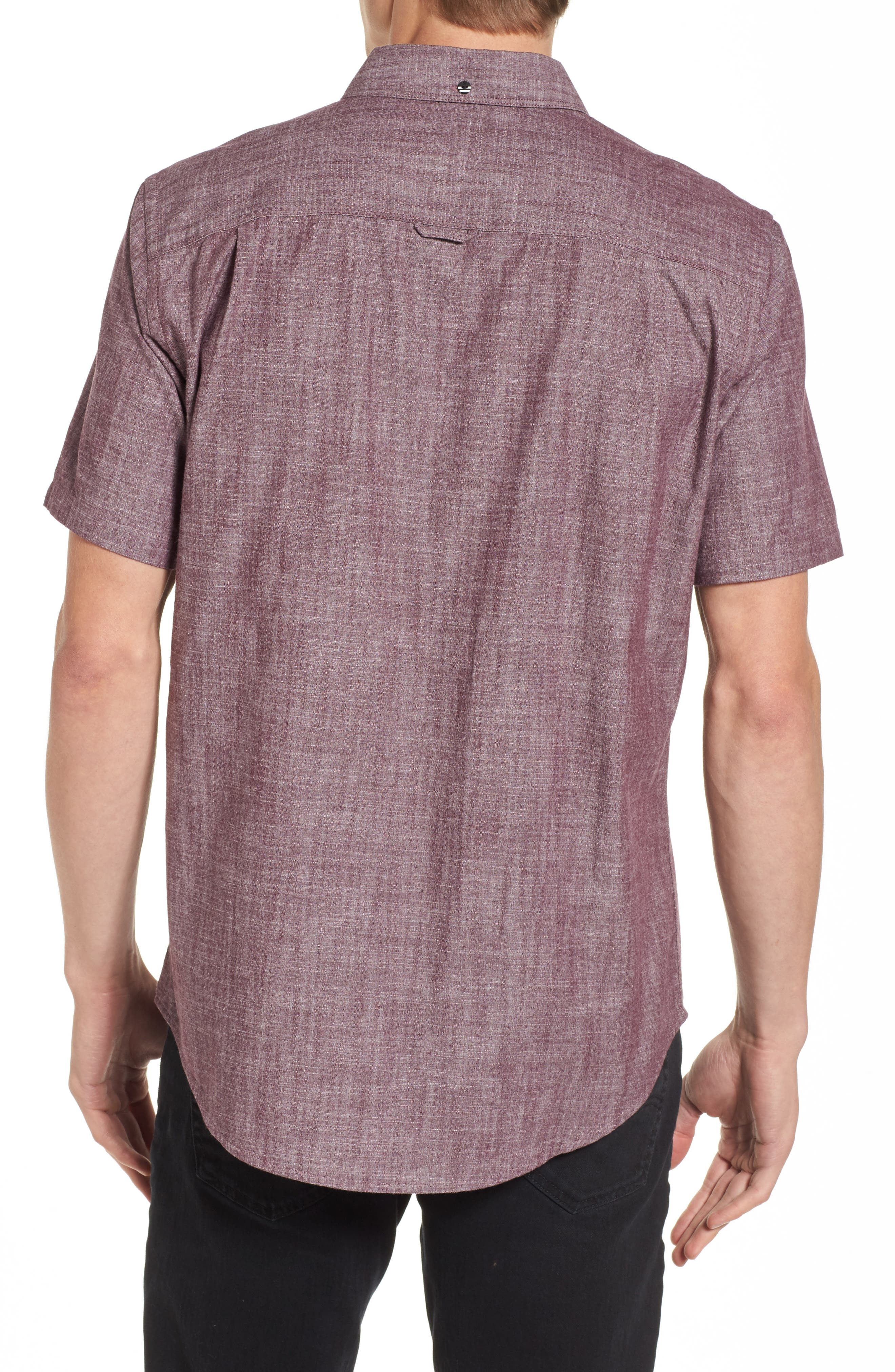 Alternate Image 2  - Hurley O & O 3.0 Woven Shirt