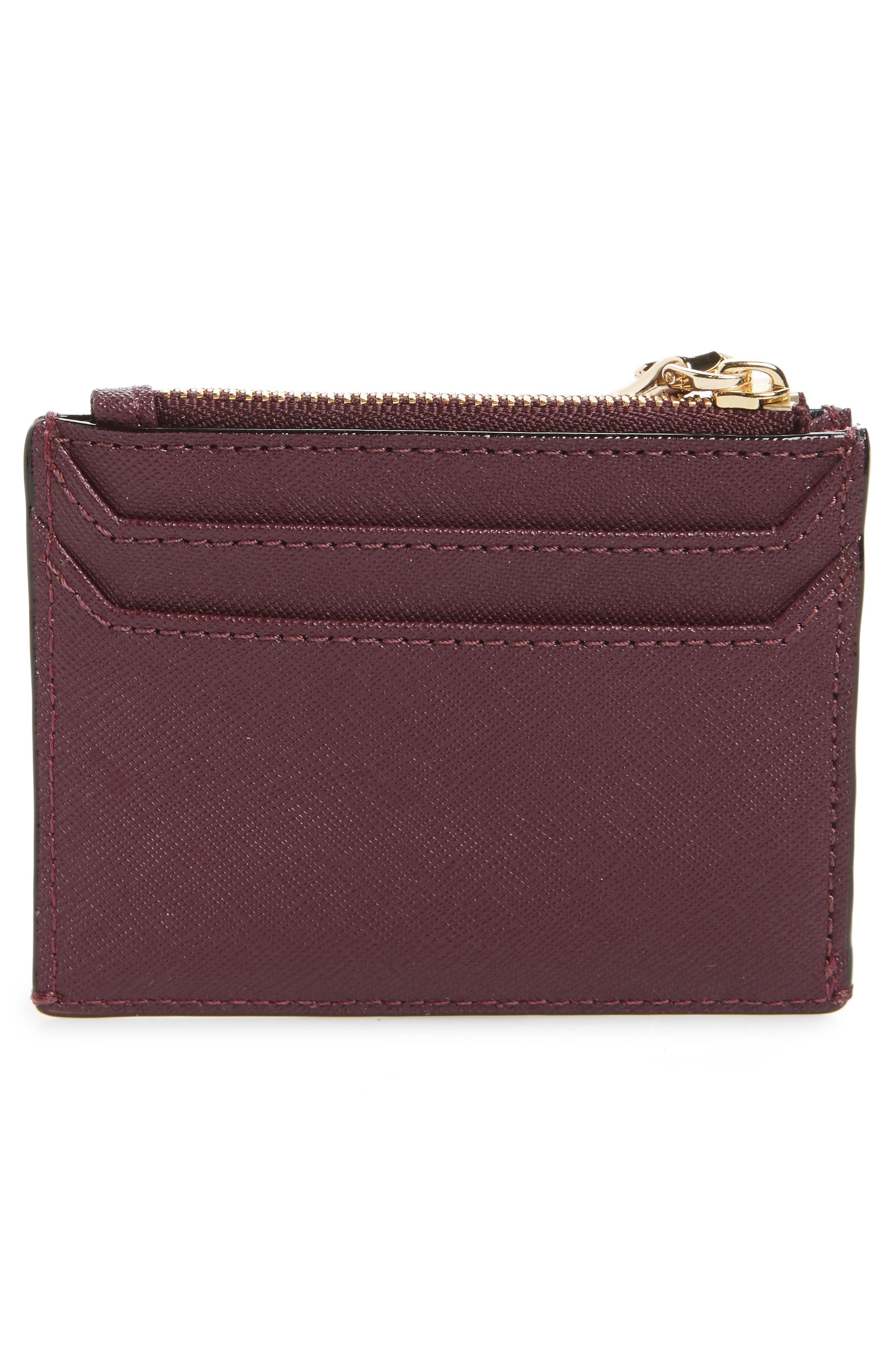 Alternate Image 2  - kate spade new york cameron street - lalena leather card case