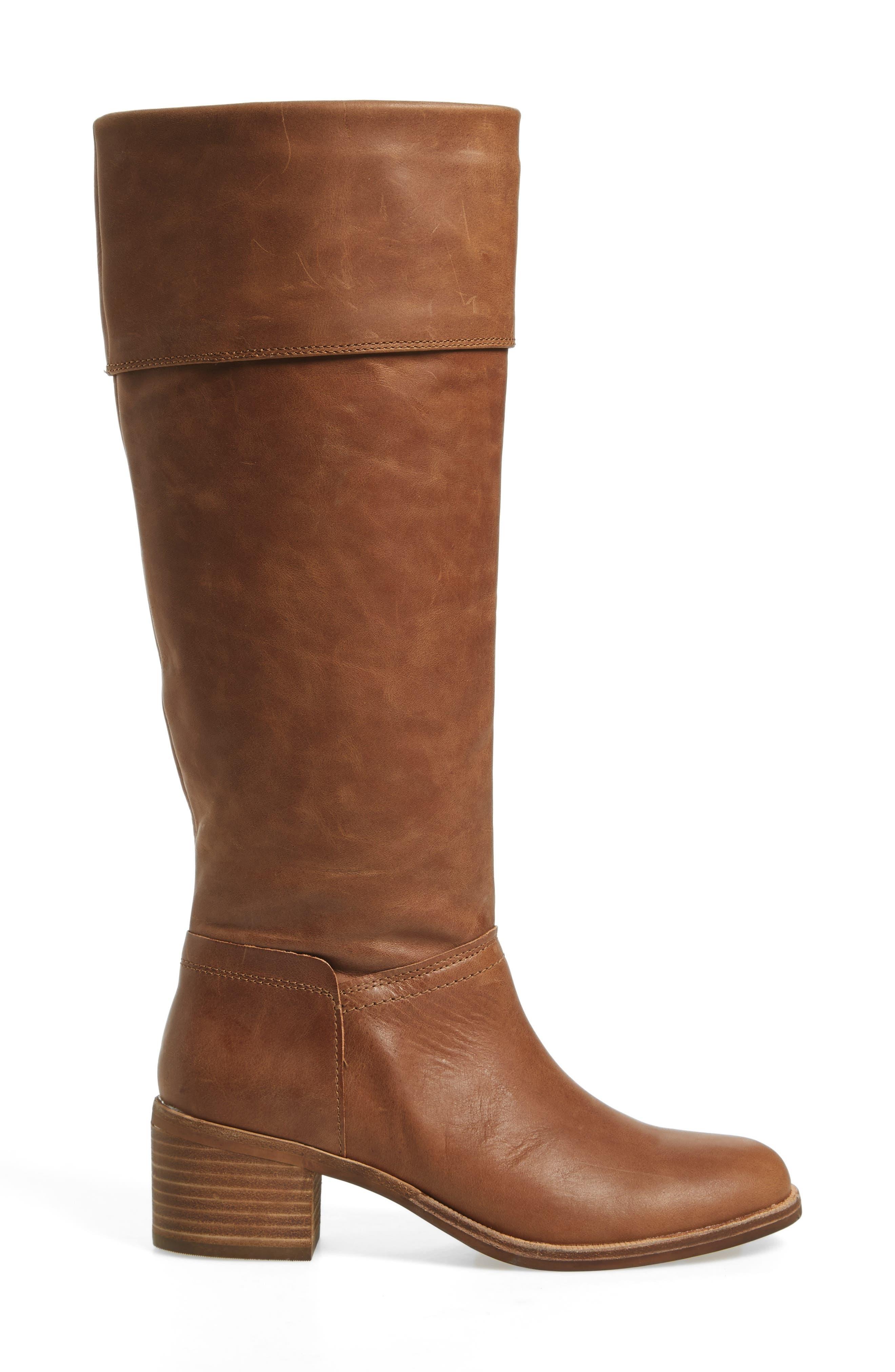 Alternate Image 3  - UGG® Carlin Tall Boot (Women)