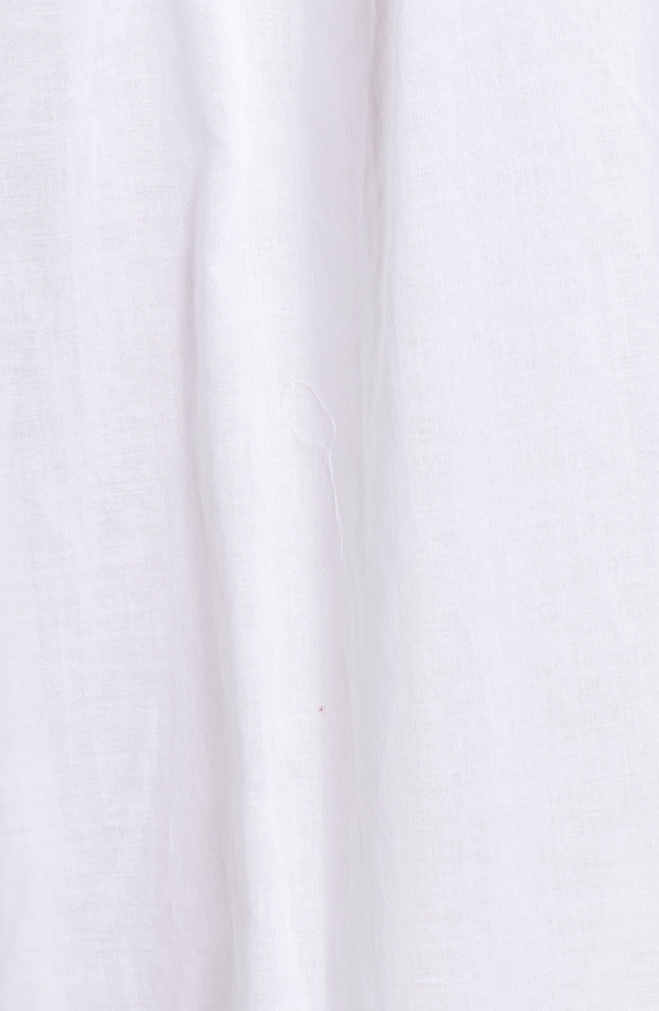 Ballet Nightgown,                             Alternate thumbnail 6, color,                             White