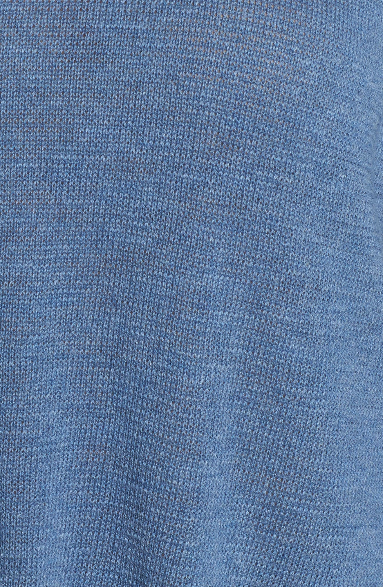 Alternate Image 5  - UGG® Estela High/Low Sweater