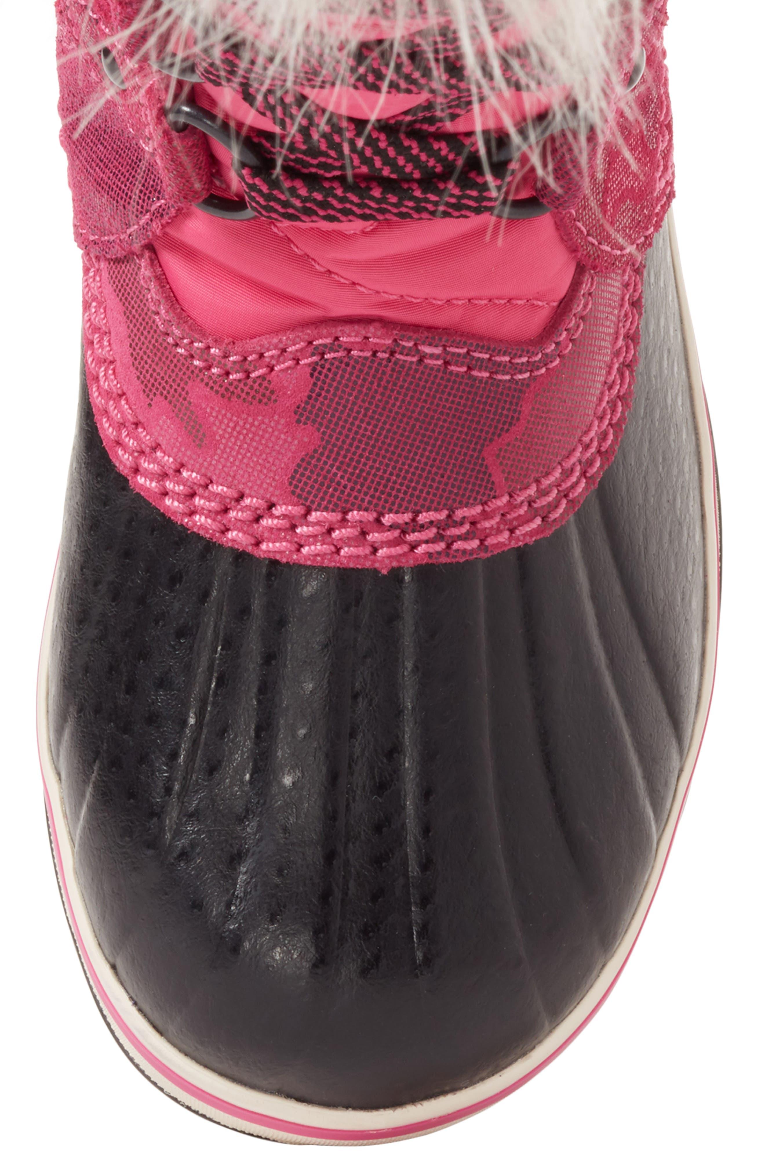 Alternate Image 5  - SOREL Tofino II Faux Fur Lined Waterproof Boot (Little Kid & Big Kid)