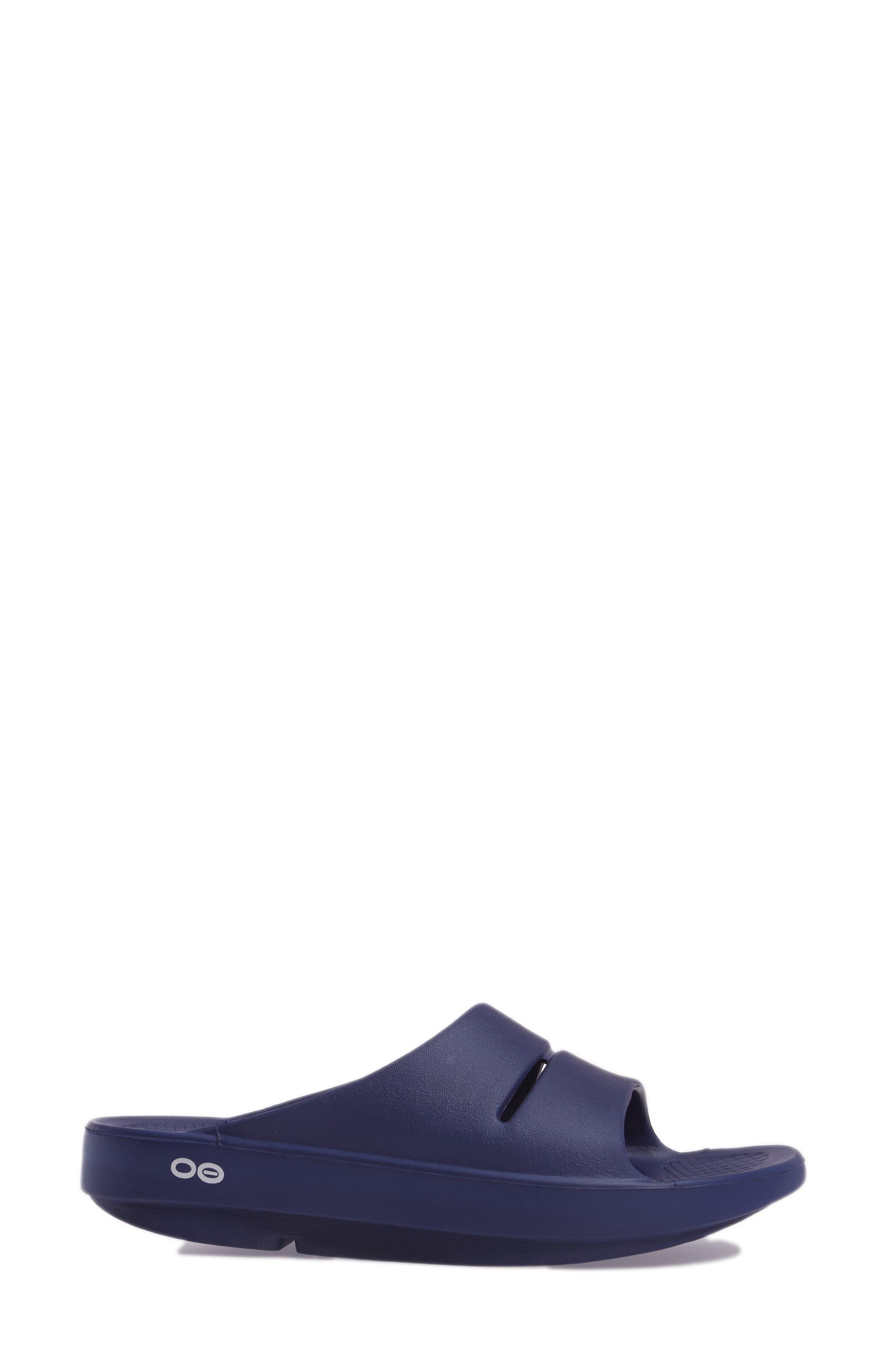 Alternate Image 3  - Oofos OOahh Slide Sandal (Women)