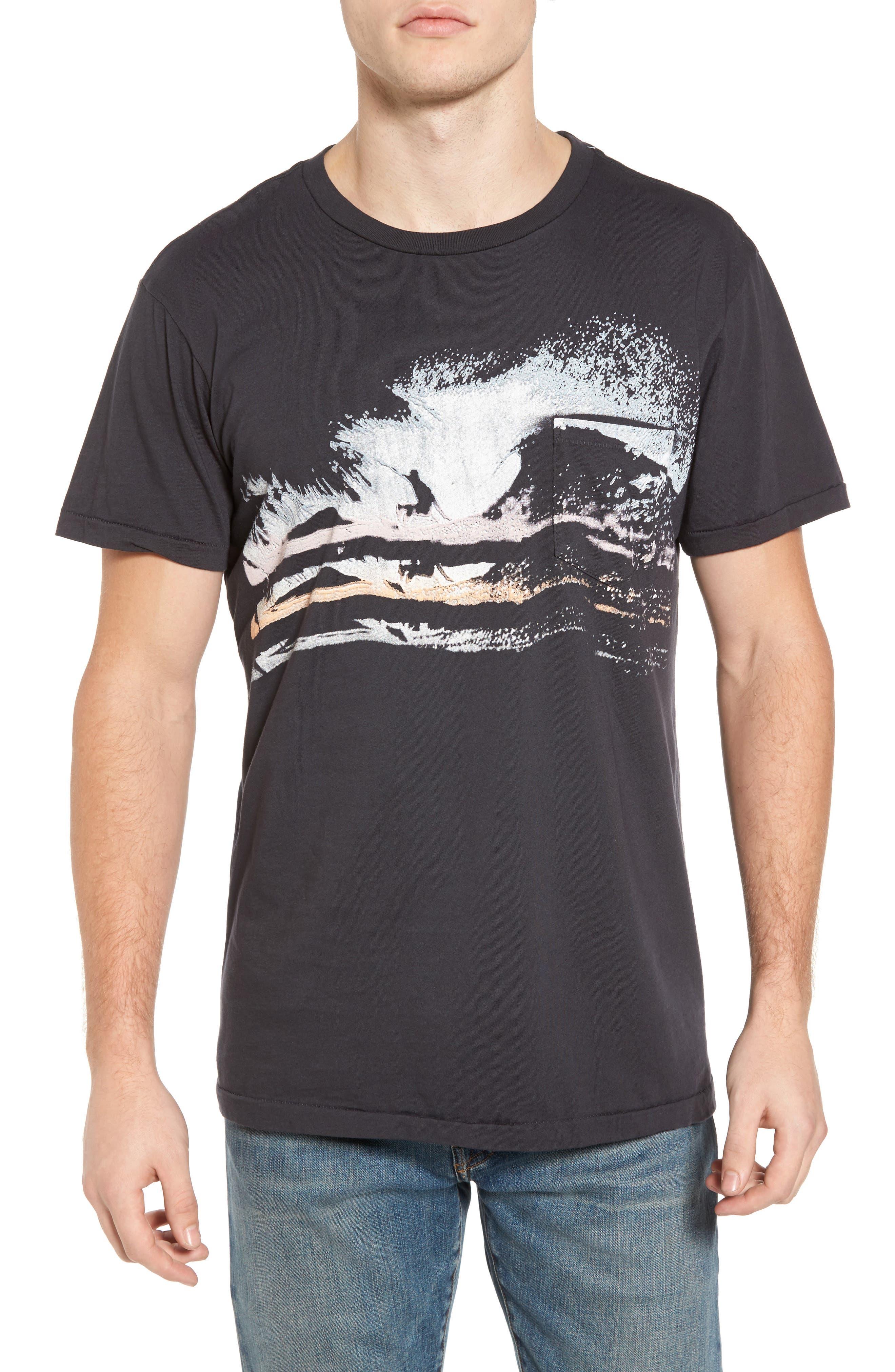 Alternate Image 1 Selected - Sol Angeles Night Surf Pocket T-Shirt