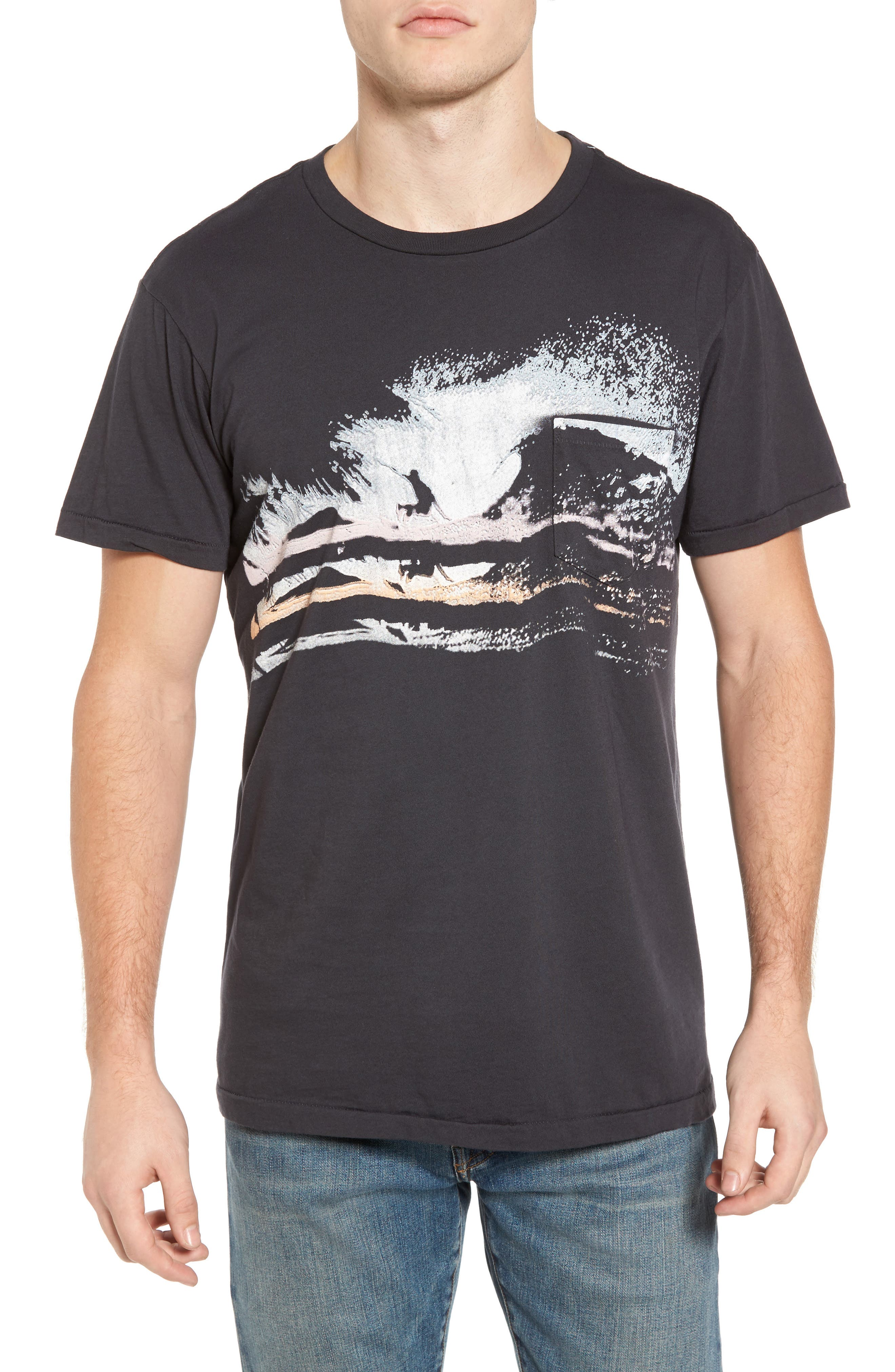 Main Image - Sol Angeles Night Surf Pocket T-Shirt