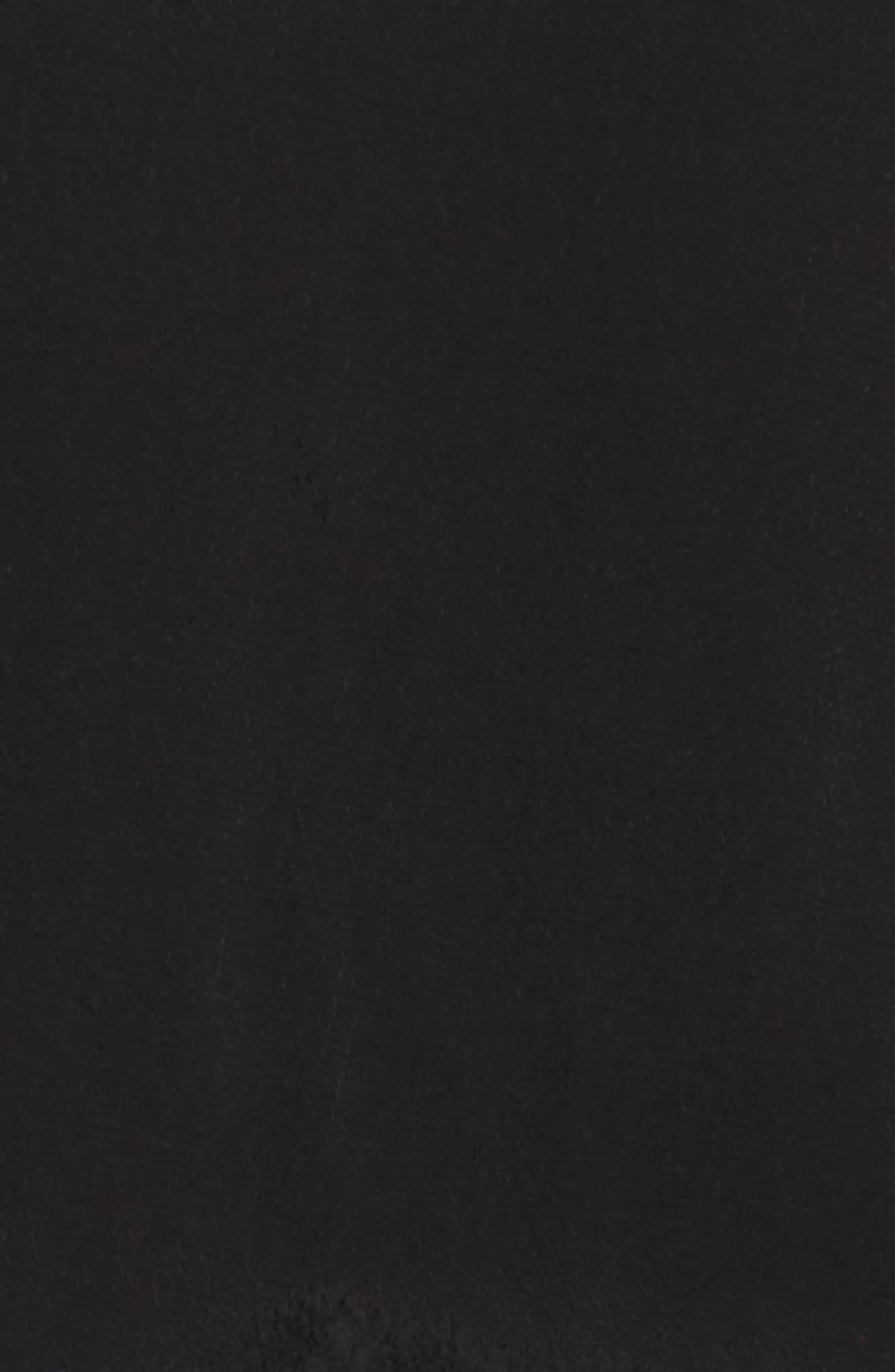 Alternate Image 5  - Fraiche by J Cold Shoulder Halter Jumpsuit