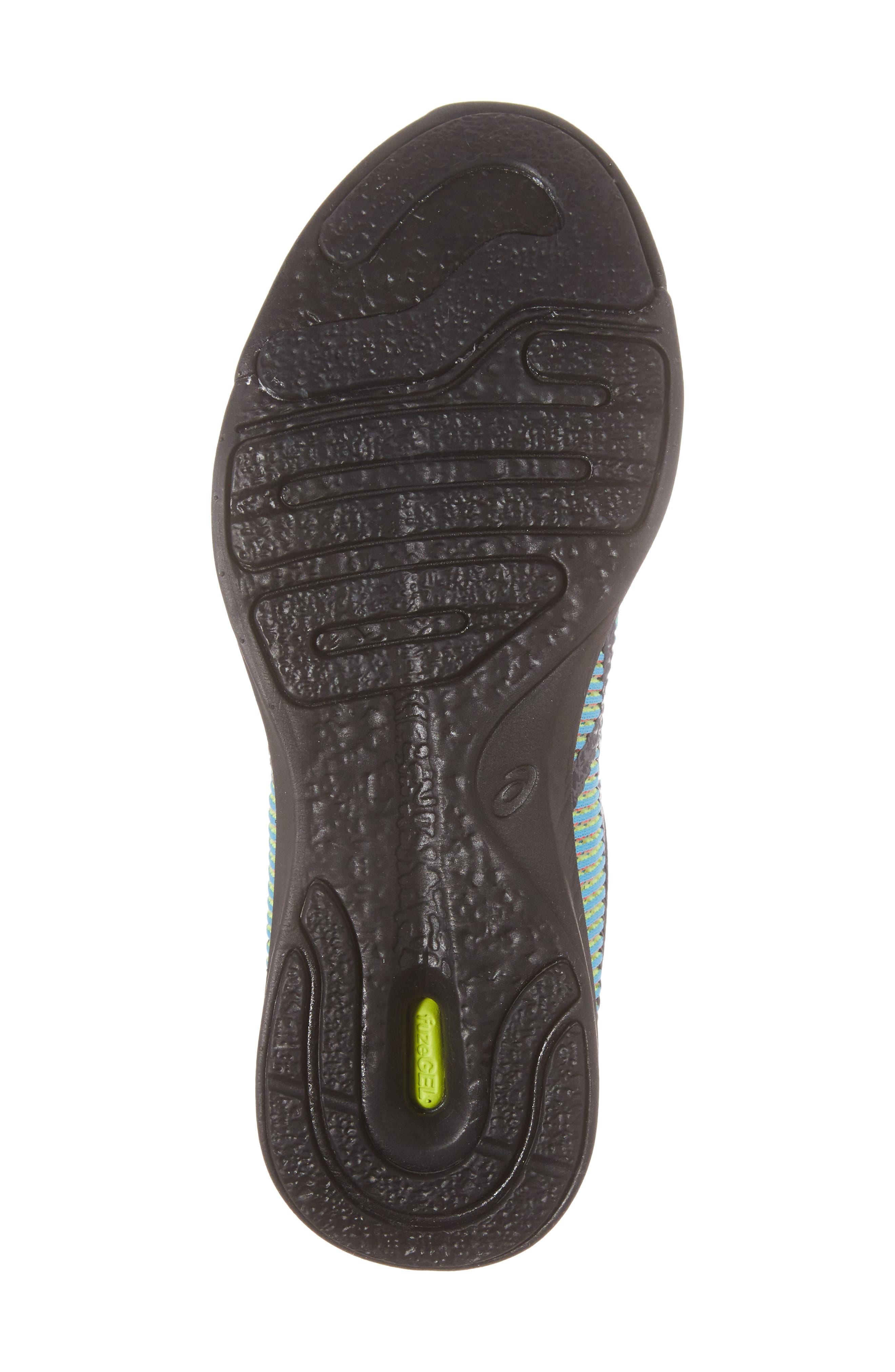 fuseX<sup>™</sup> Rush CM Running Shoe,                             Alternate thumbnail 6, color,                             Aquarium/ Phantom