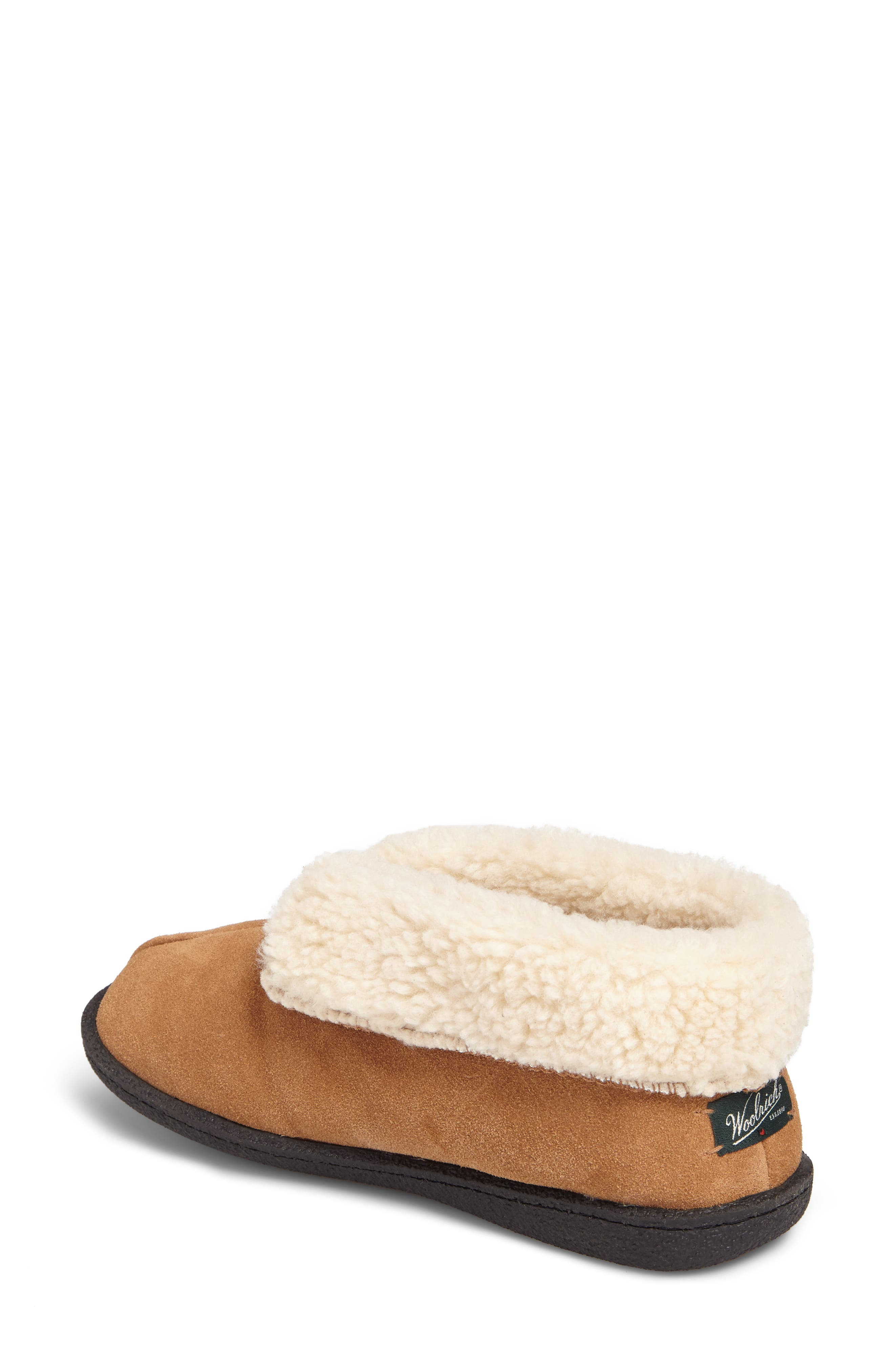 Lodge II Slipper,                             Alternate thumbnail 2, color,                             Chestnut