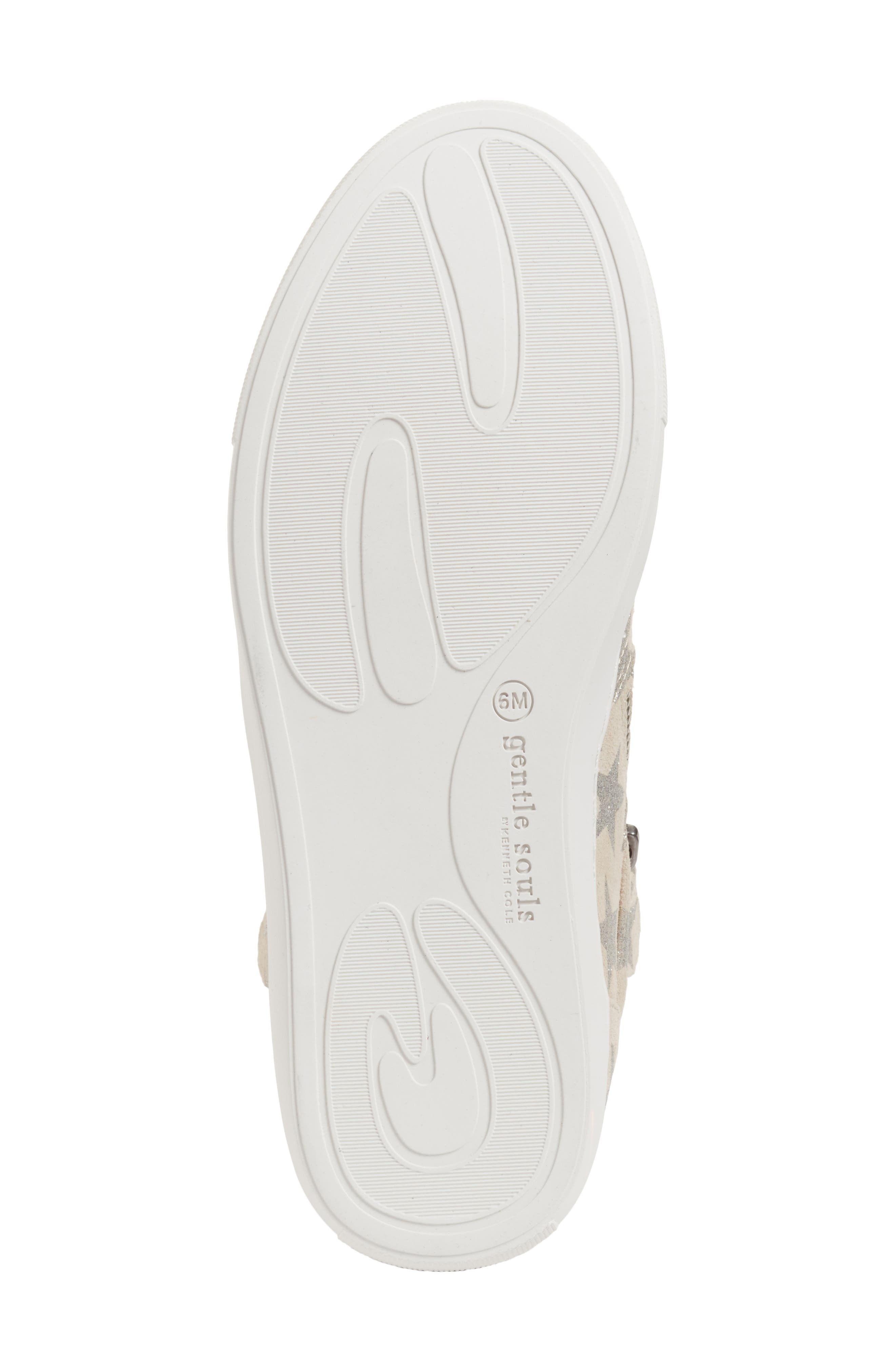 by Kenneth Cole Lowe Sneaker,                             Alternate thumbnail 8, color,                             Off White Suede
