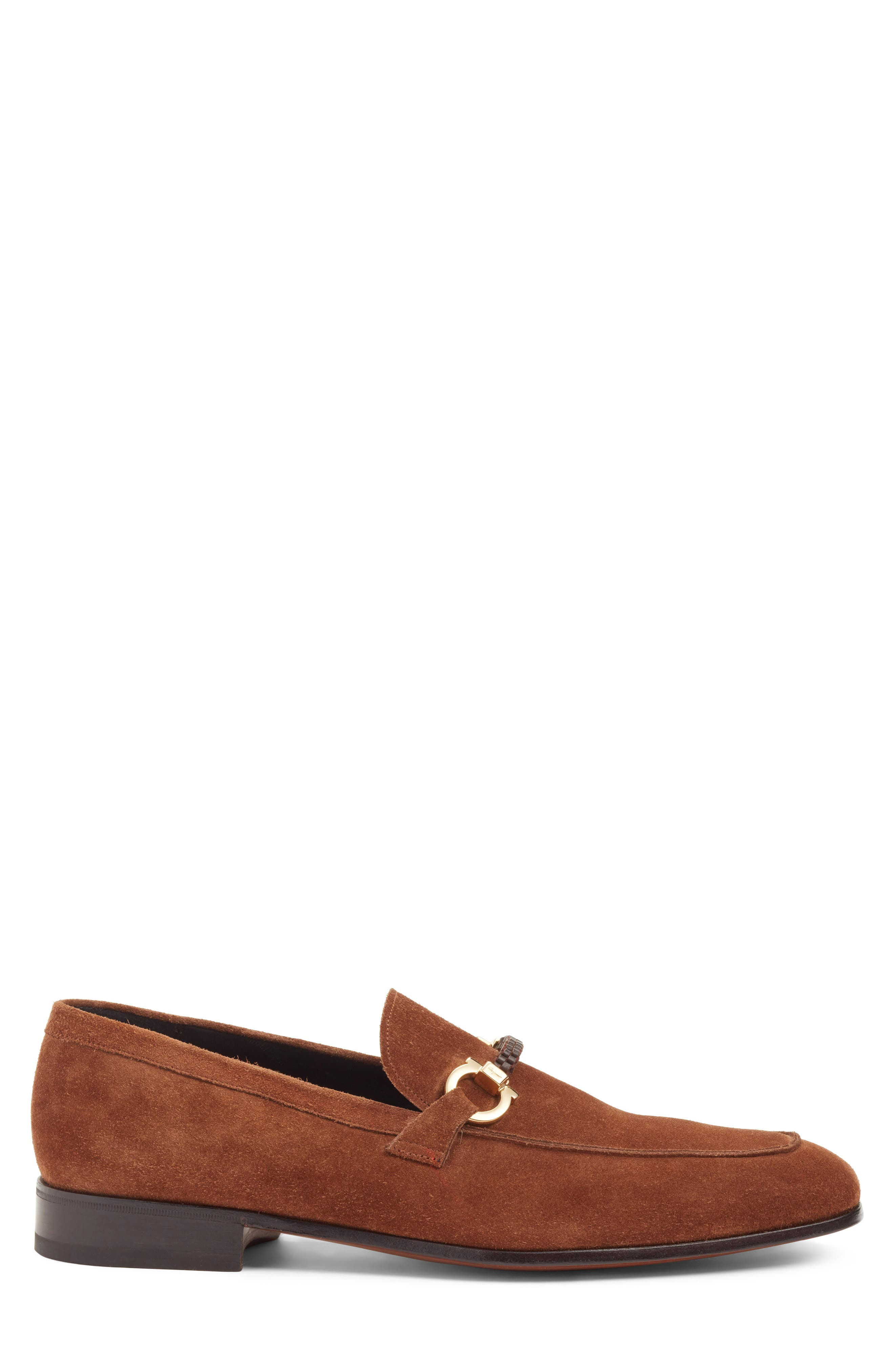 Cross Bit Loafer,                             Alternate thumbnail 4, color,                             Castoro