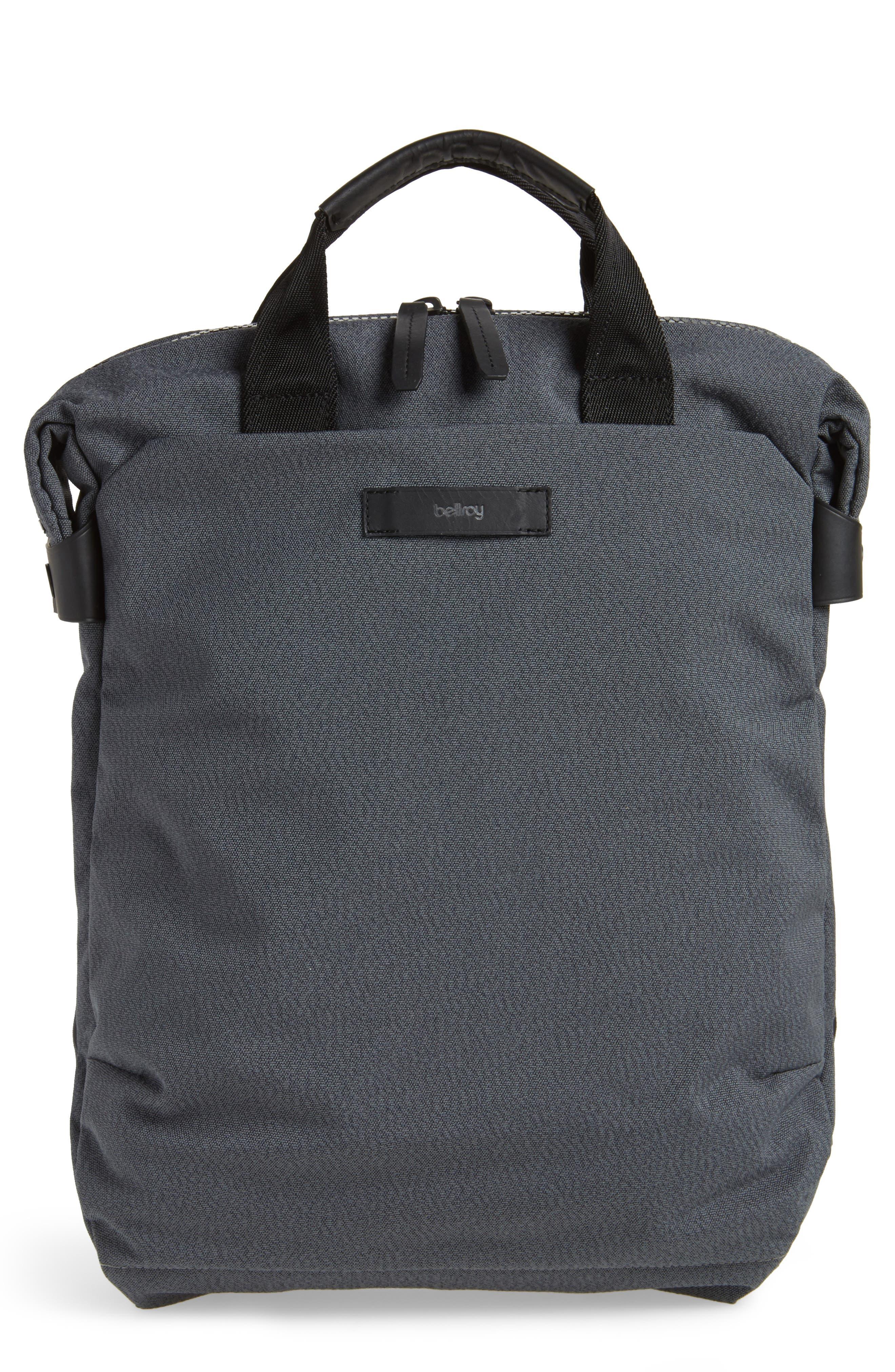 Duo Convertible Backpack,                             Main thumbnail 1, color,                             Mid Grey