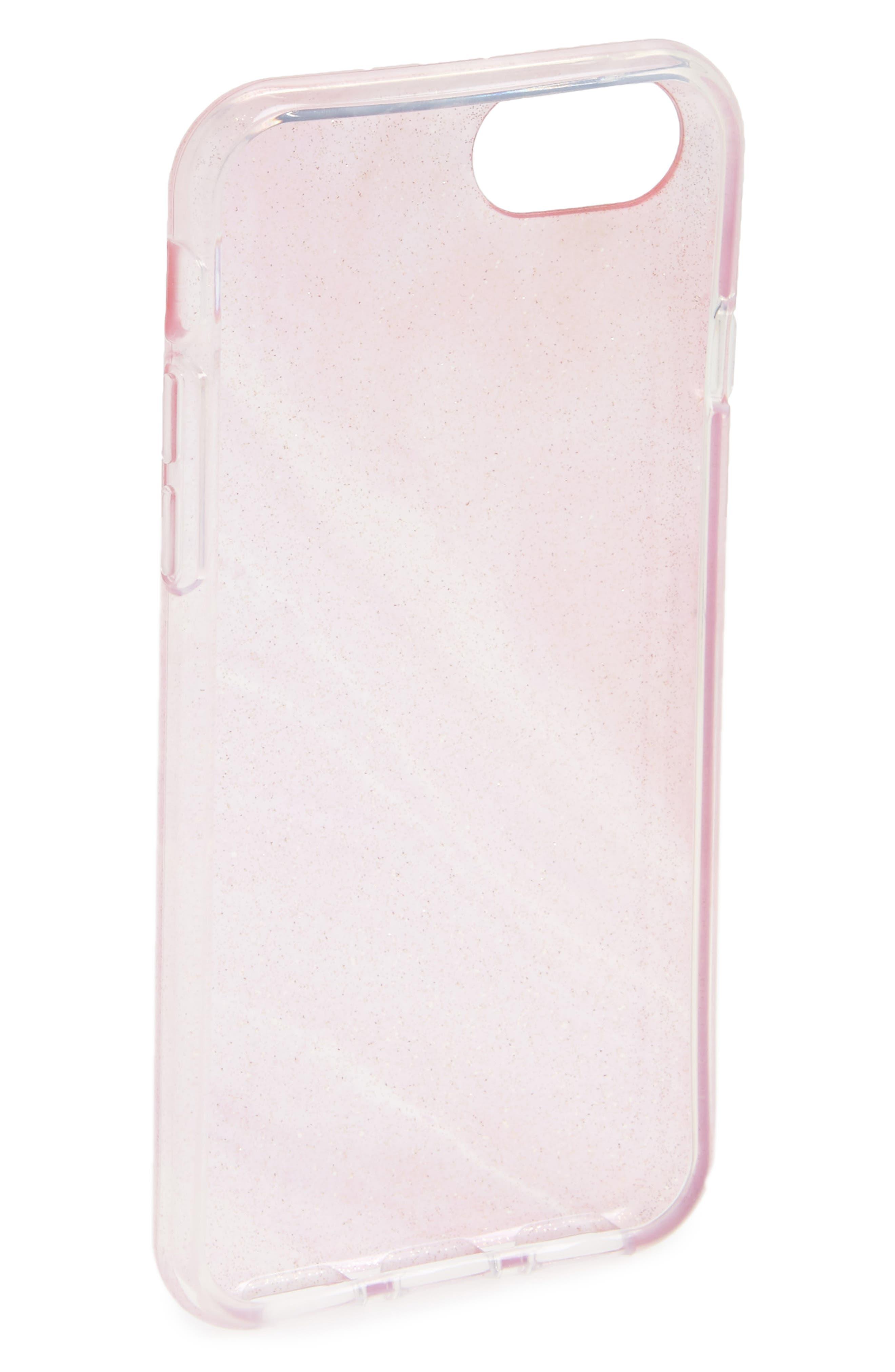 Flow iPhone 6/6s/7/8 Case,                             Alternate thumbnail 2, color,                             Pink