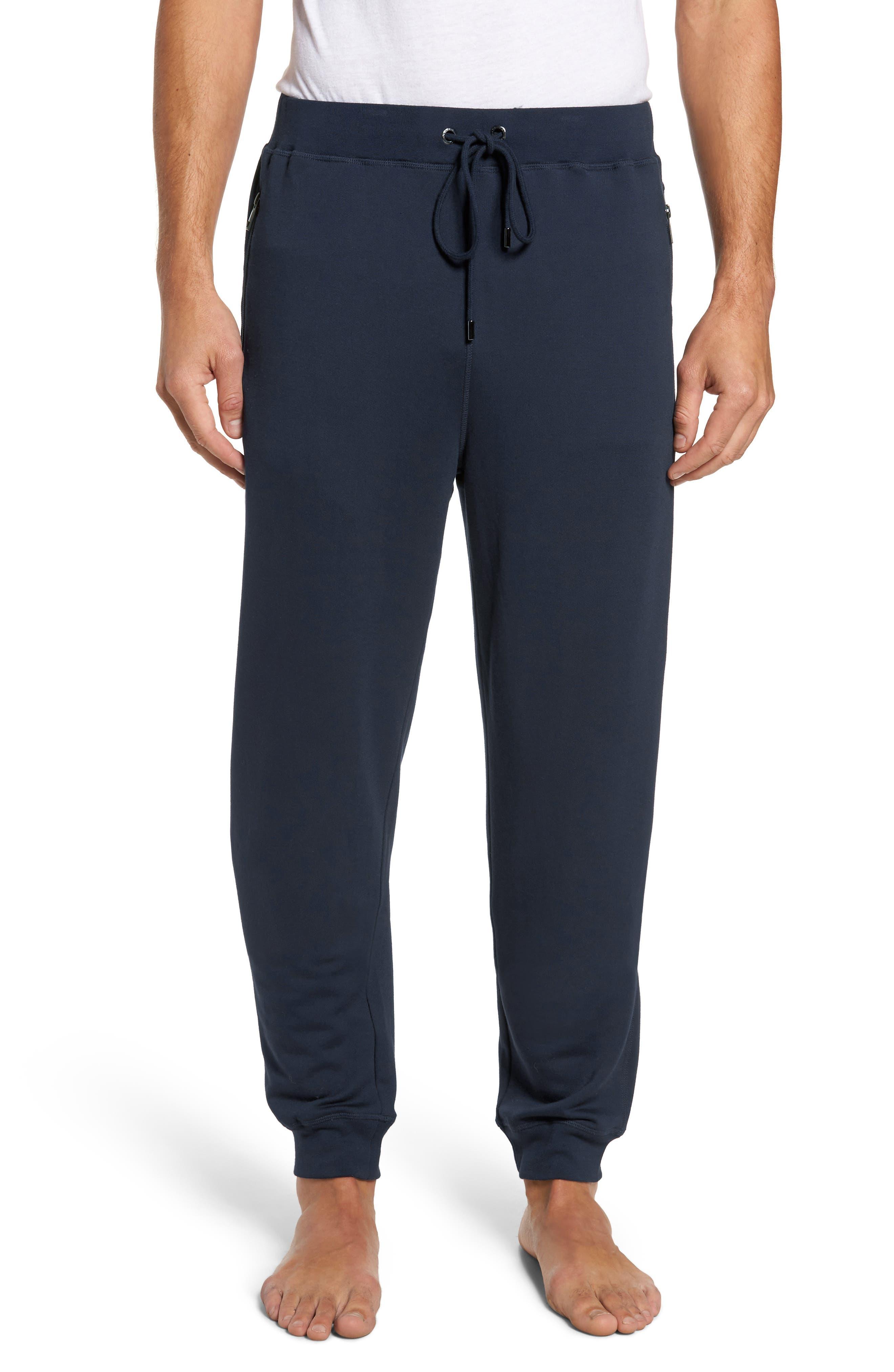 Modal Blend Lounge Pants,                         Main,                         color, Ink