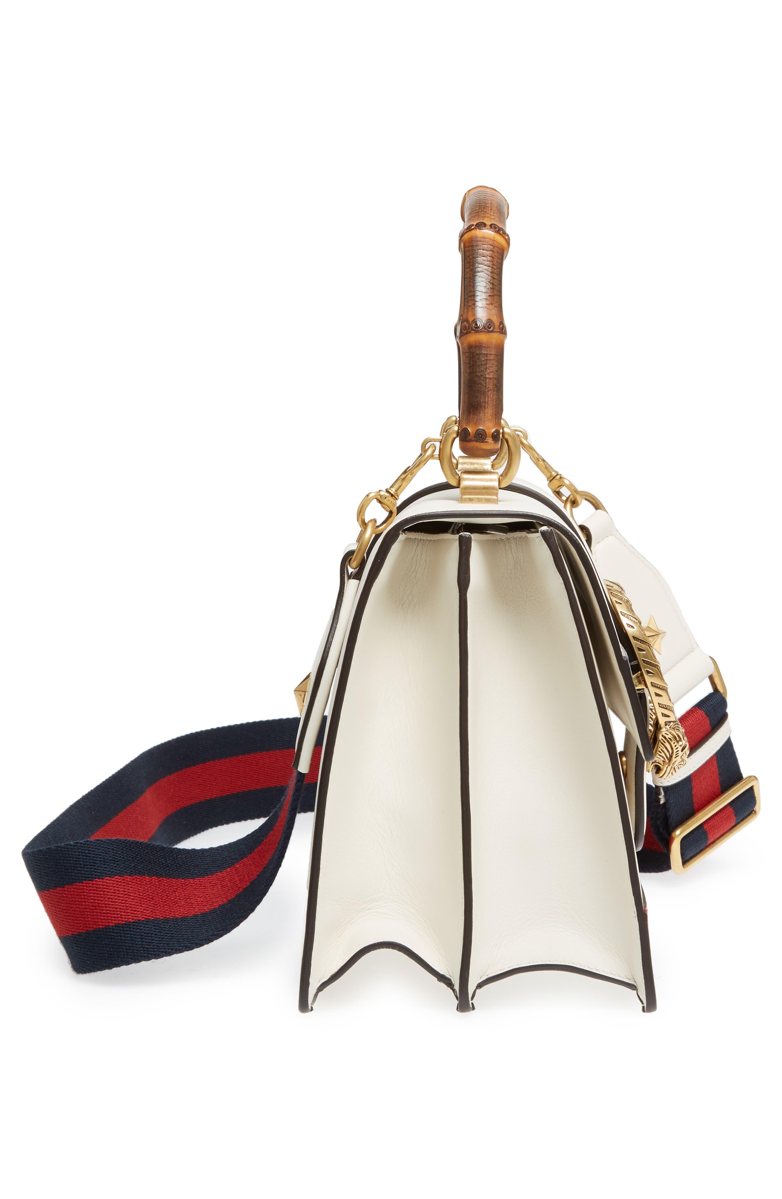 Alternate Image 4  - Gucci Small Dionysus Top Handle Leather Shoulder Bag