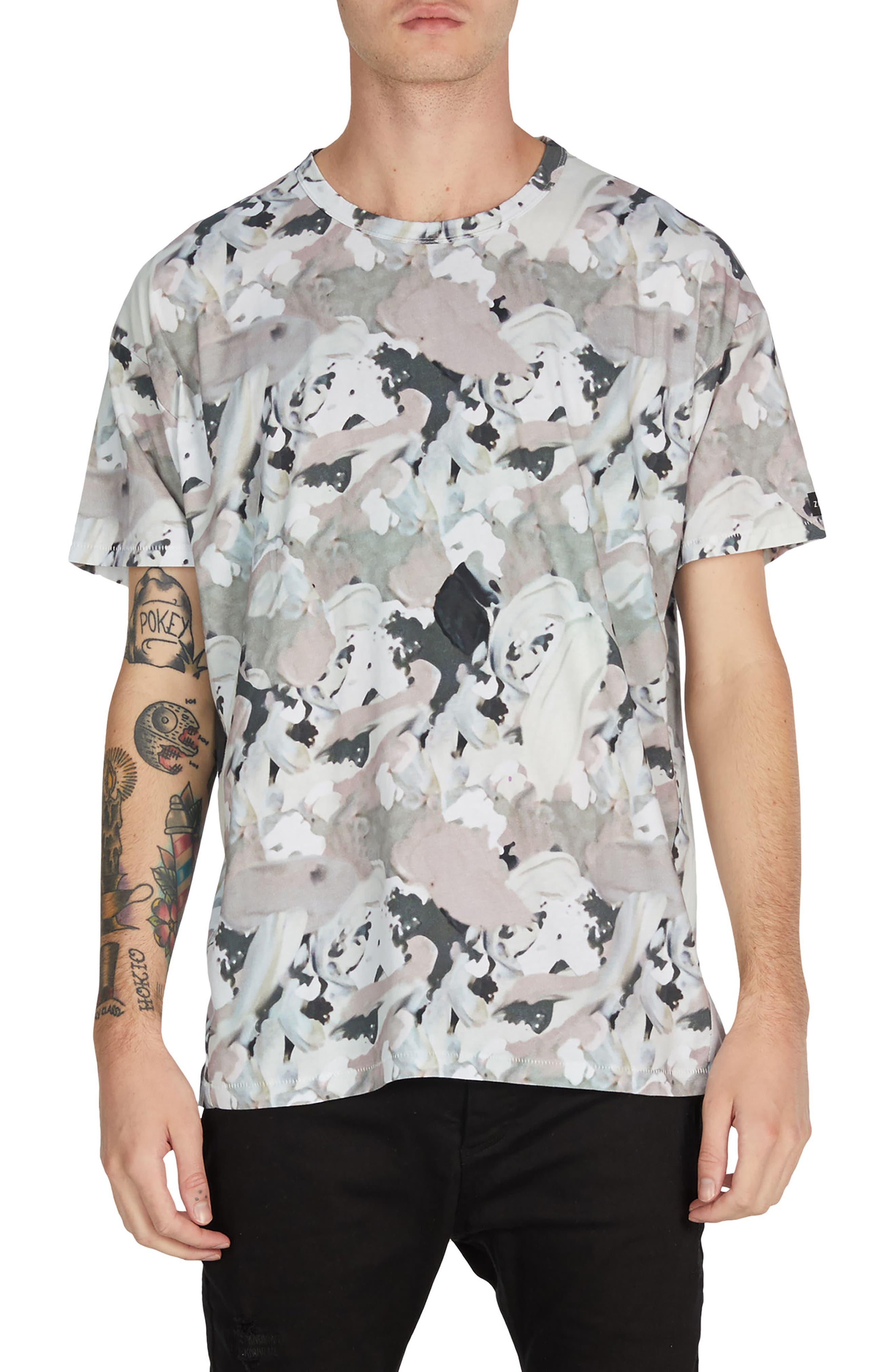ZANEROBE Oilpaint Rugger T-Shirt
