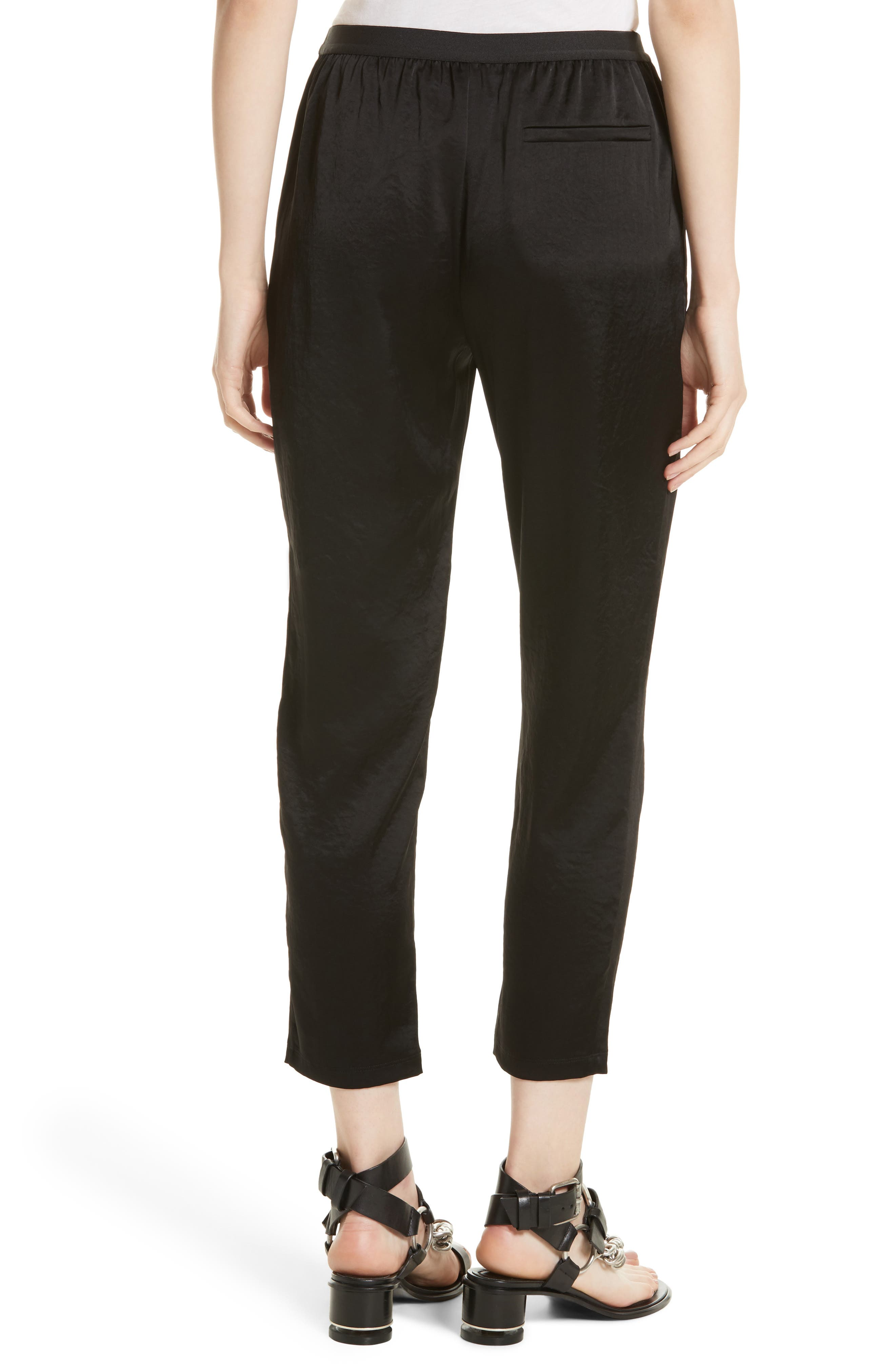 Alternate Image 2  - T by Alexander Wang Wash N Go Woven Pants