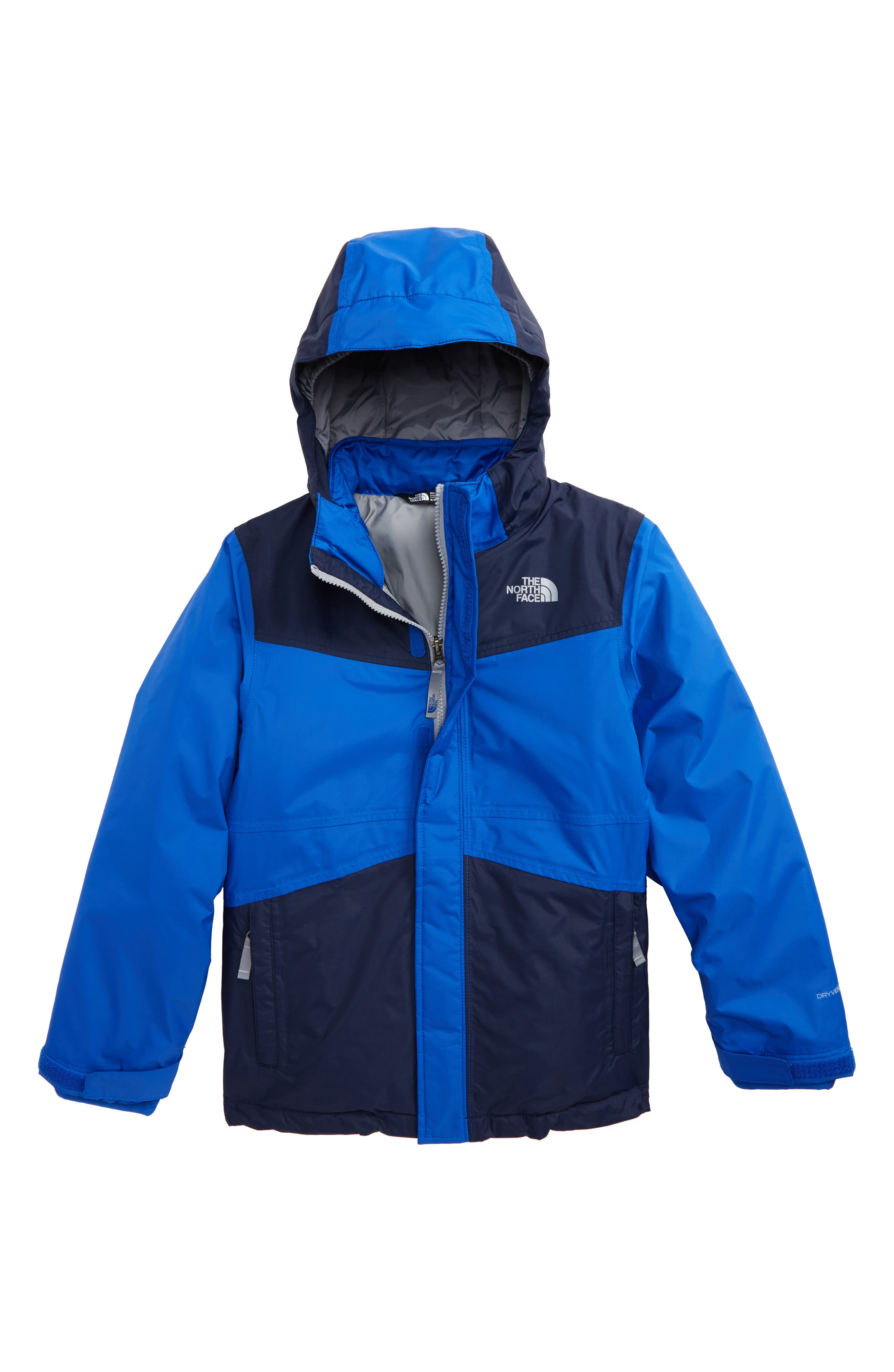 The North Face East Ridge Triclimate® Waterproof 3-in-1 Jacket (Big Boys)