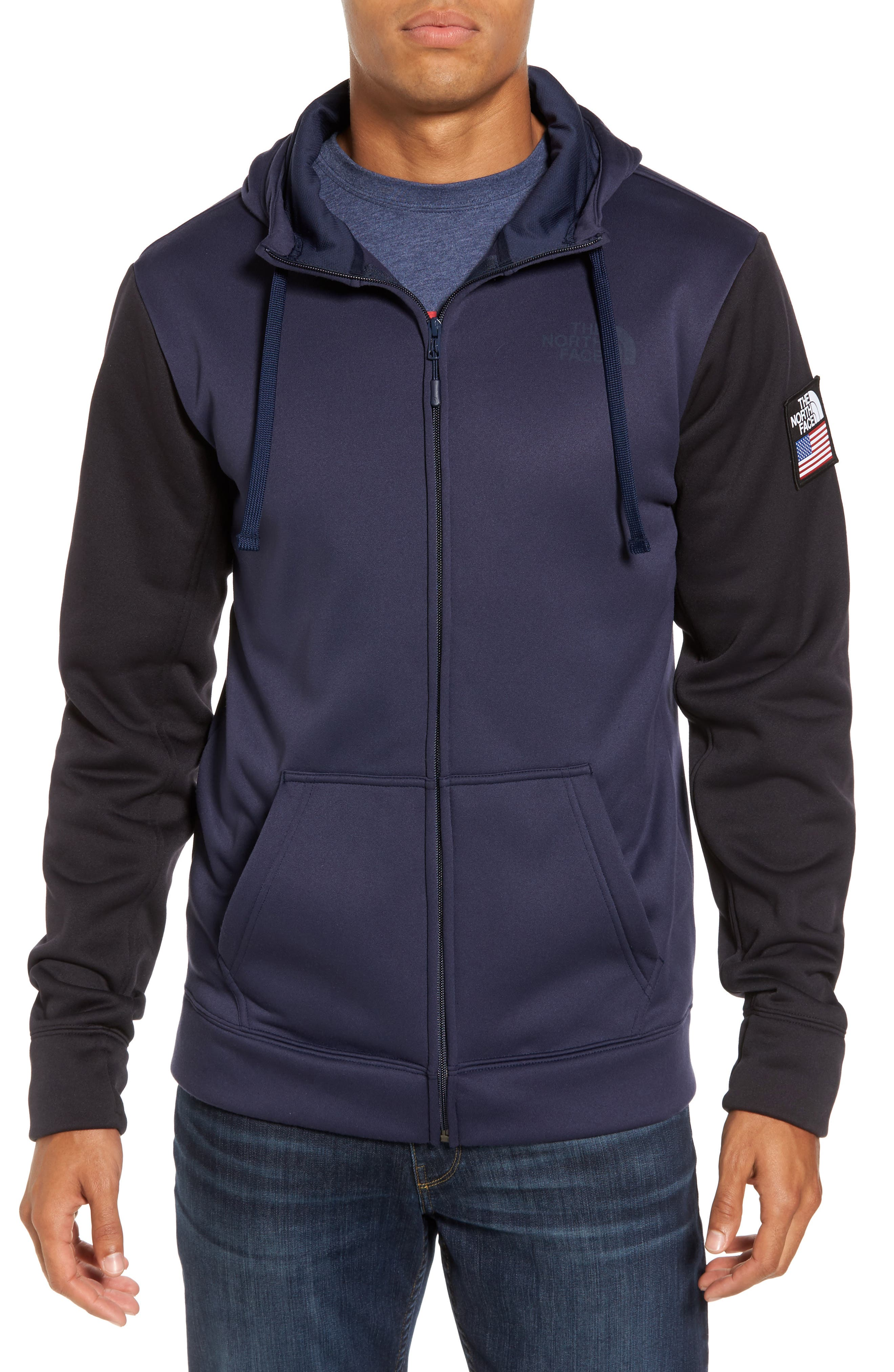 The North Face International Collection Surgent Fleece Hoodie
