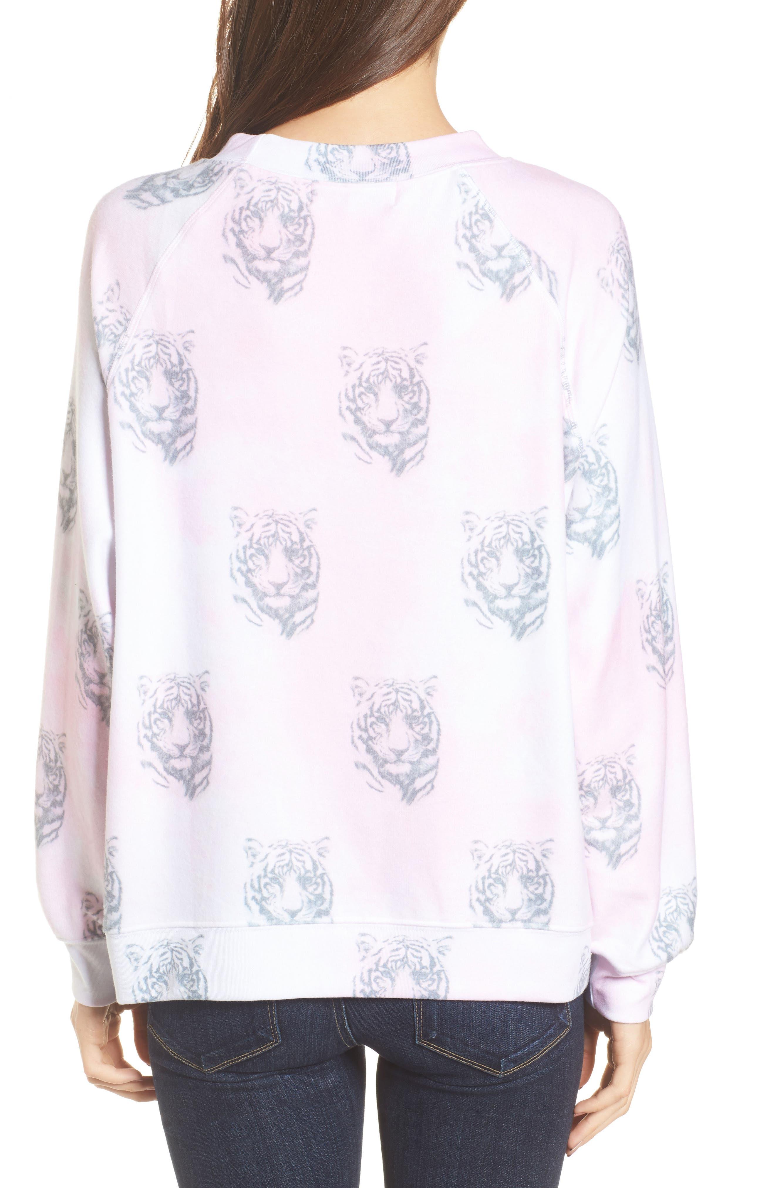 Bengals - Sommers Sweatshirt,                             Alternate thumbnail 2, color,                             Pink Flush