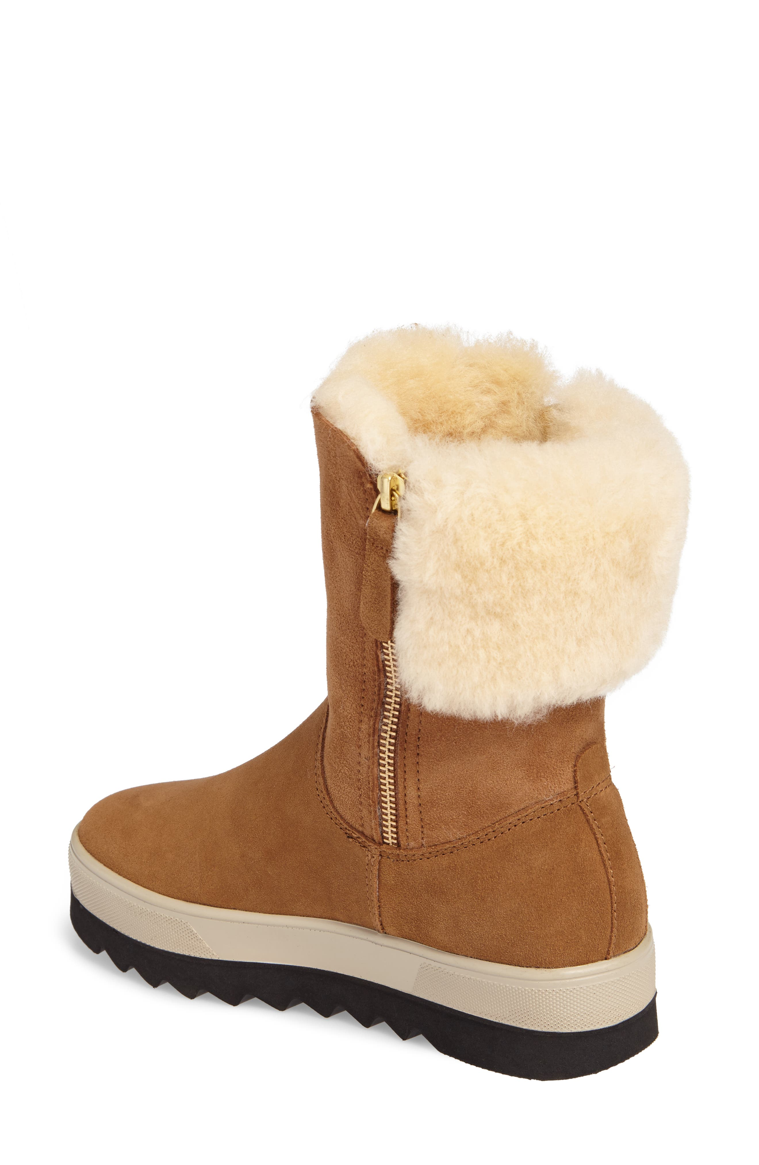 Alternate Image 2  - Cougar Vera Genuine Shearling Boot (Women)