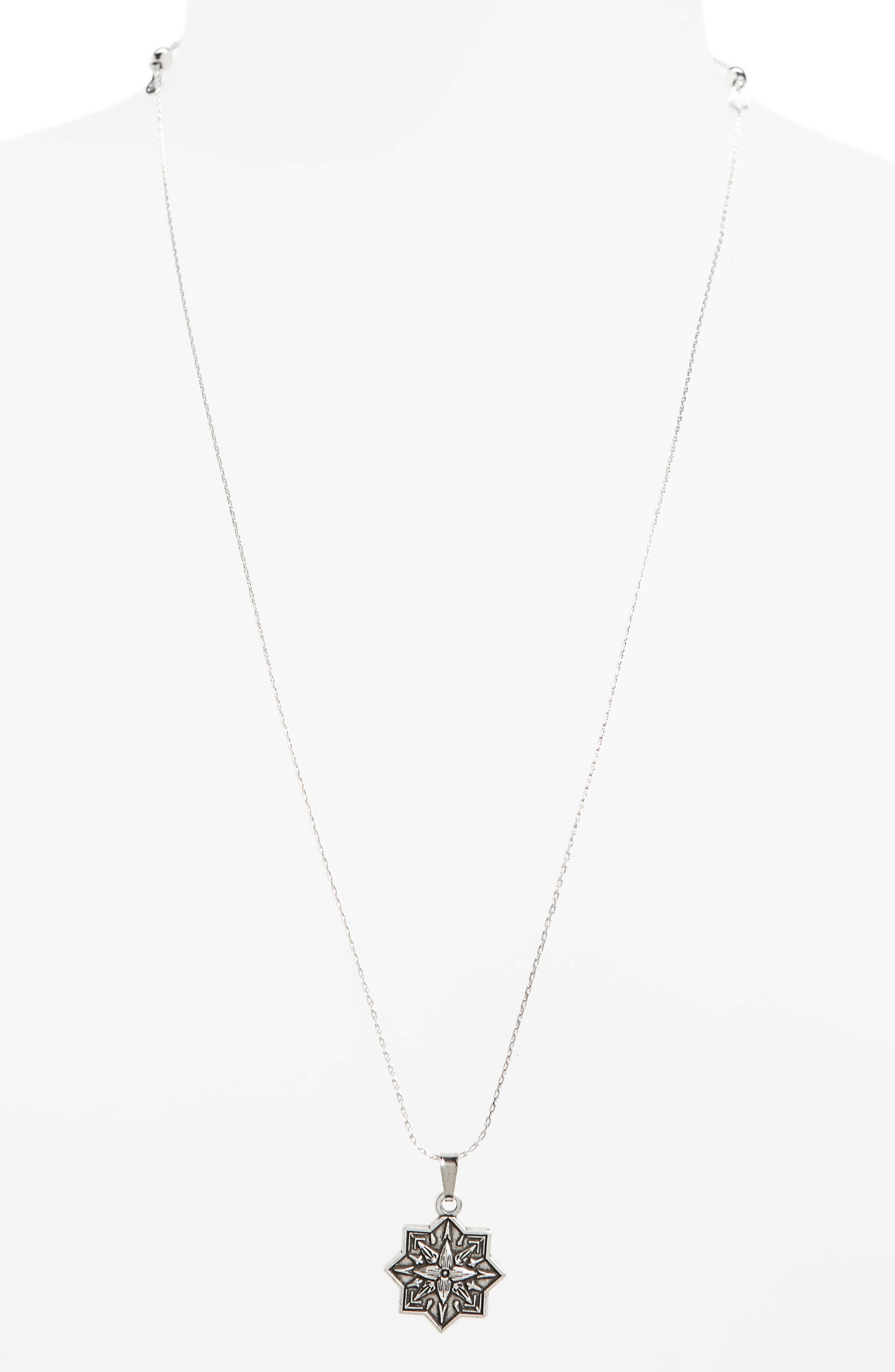 Alternate Image 1 Selected - Alex and Ani Healing Love II Expandable Pendant Necklace
