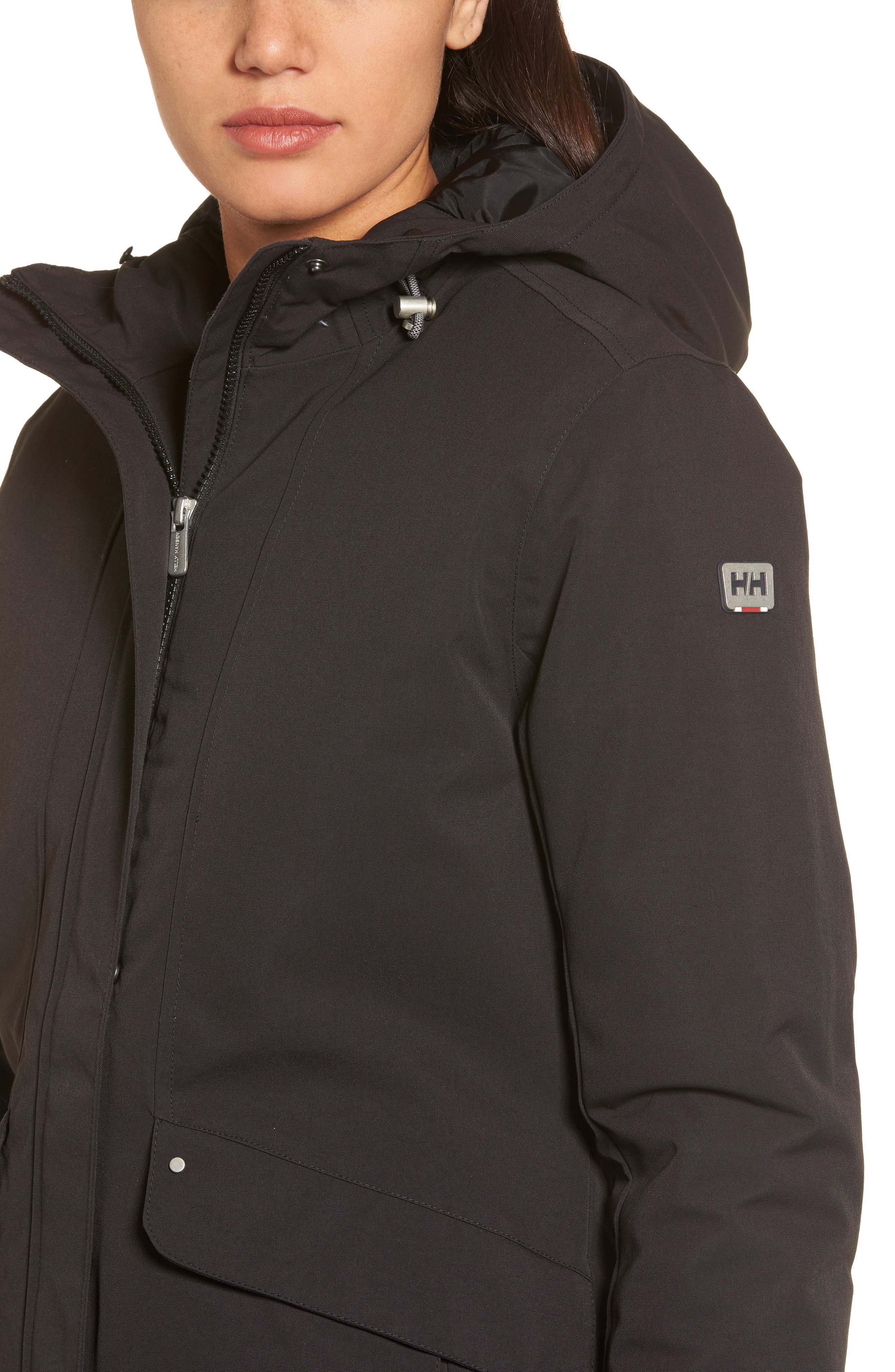 Alternate Image 4  - Helly Hansen 'Eira' Waterproof Jacket with Faux Fur Hood