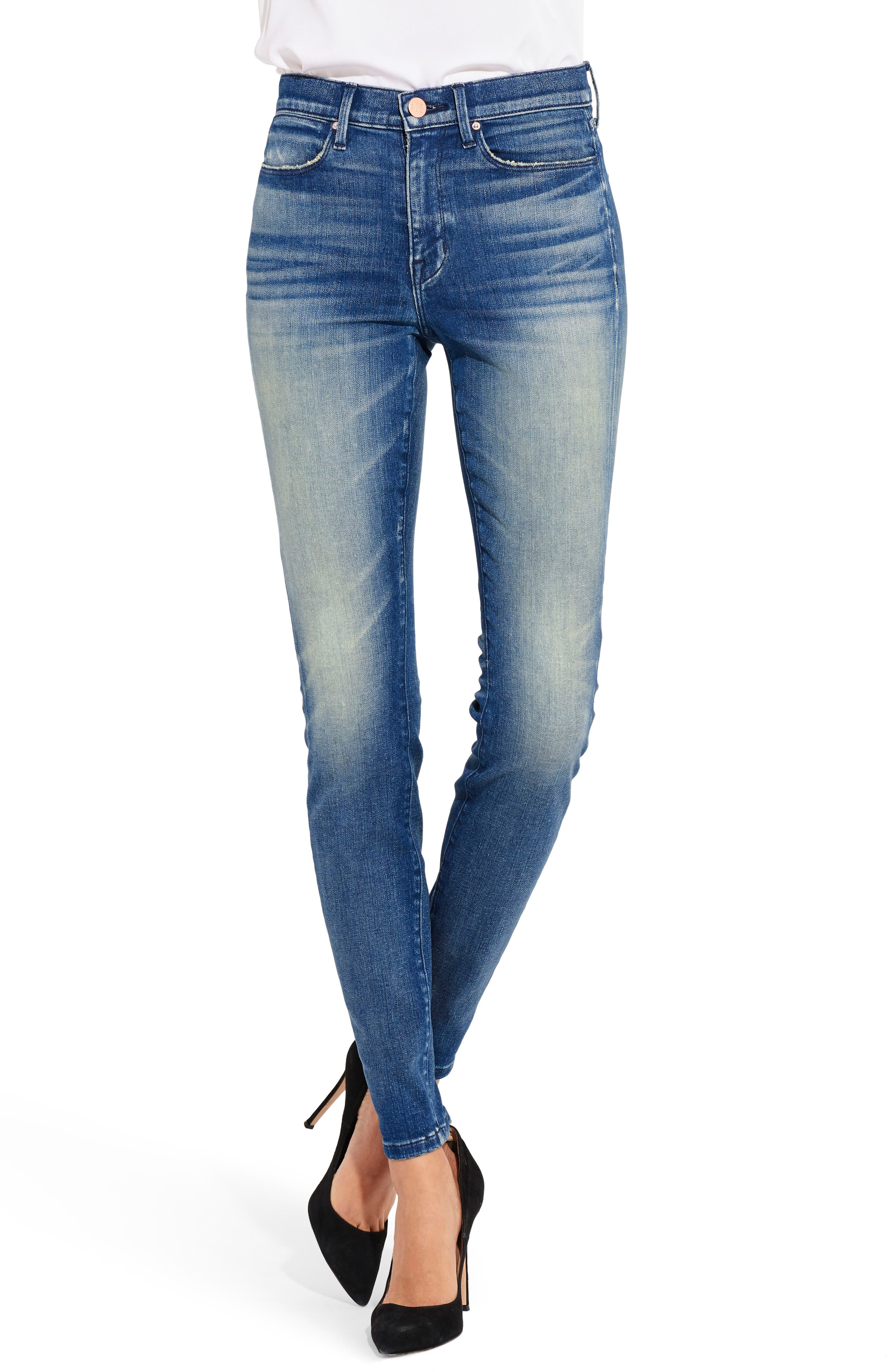Alternate Image 1 Selected - AYR The Skinny Jeans (Papas Fritas)