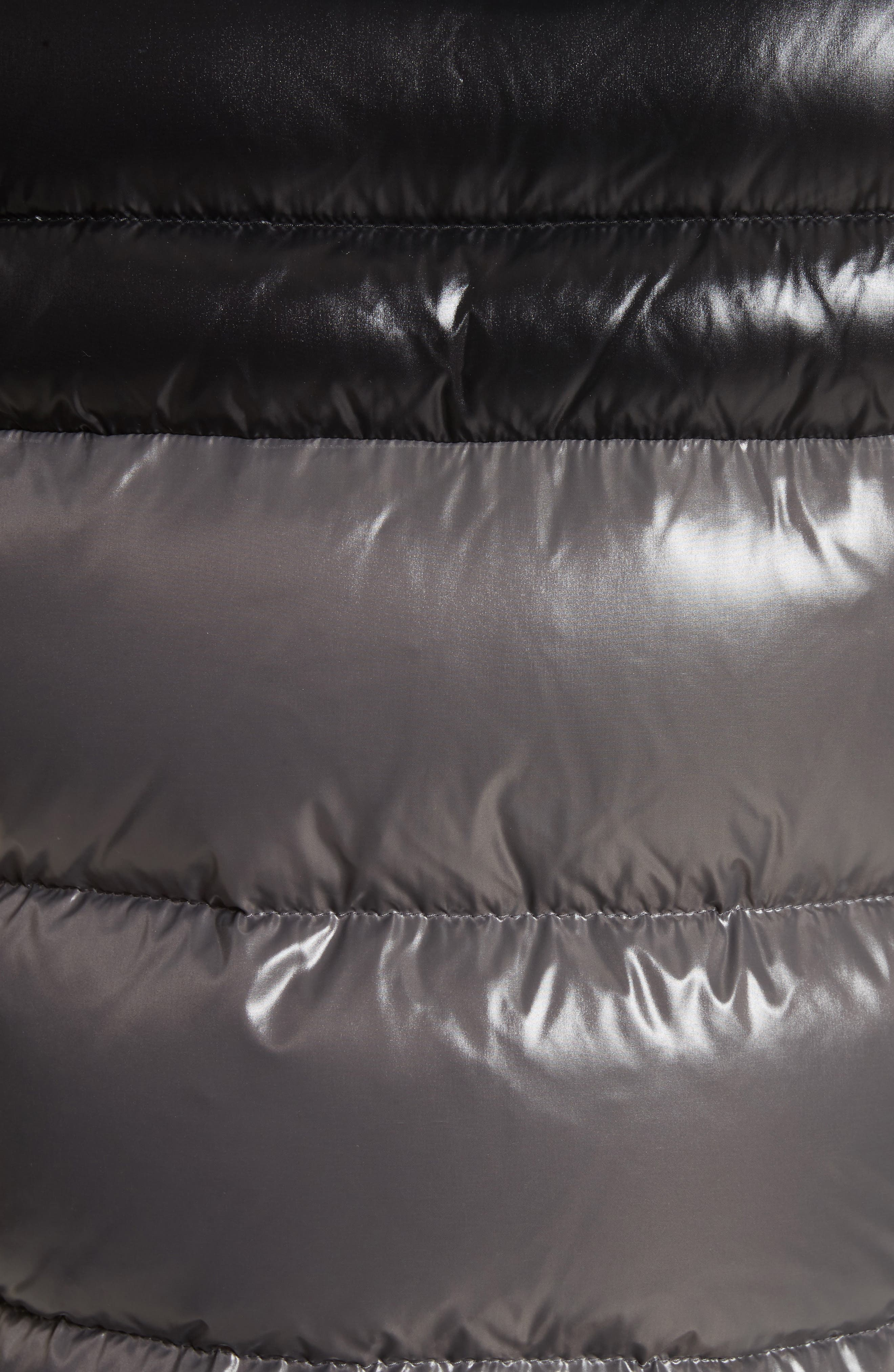 Alternate Image 5  - Moncler Balmat Quilted Down Vest with Detachable Hood