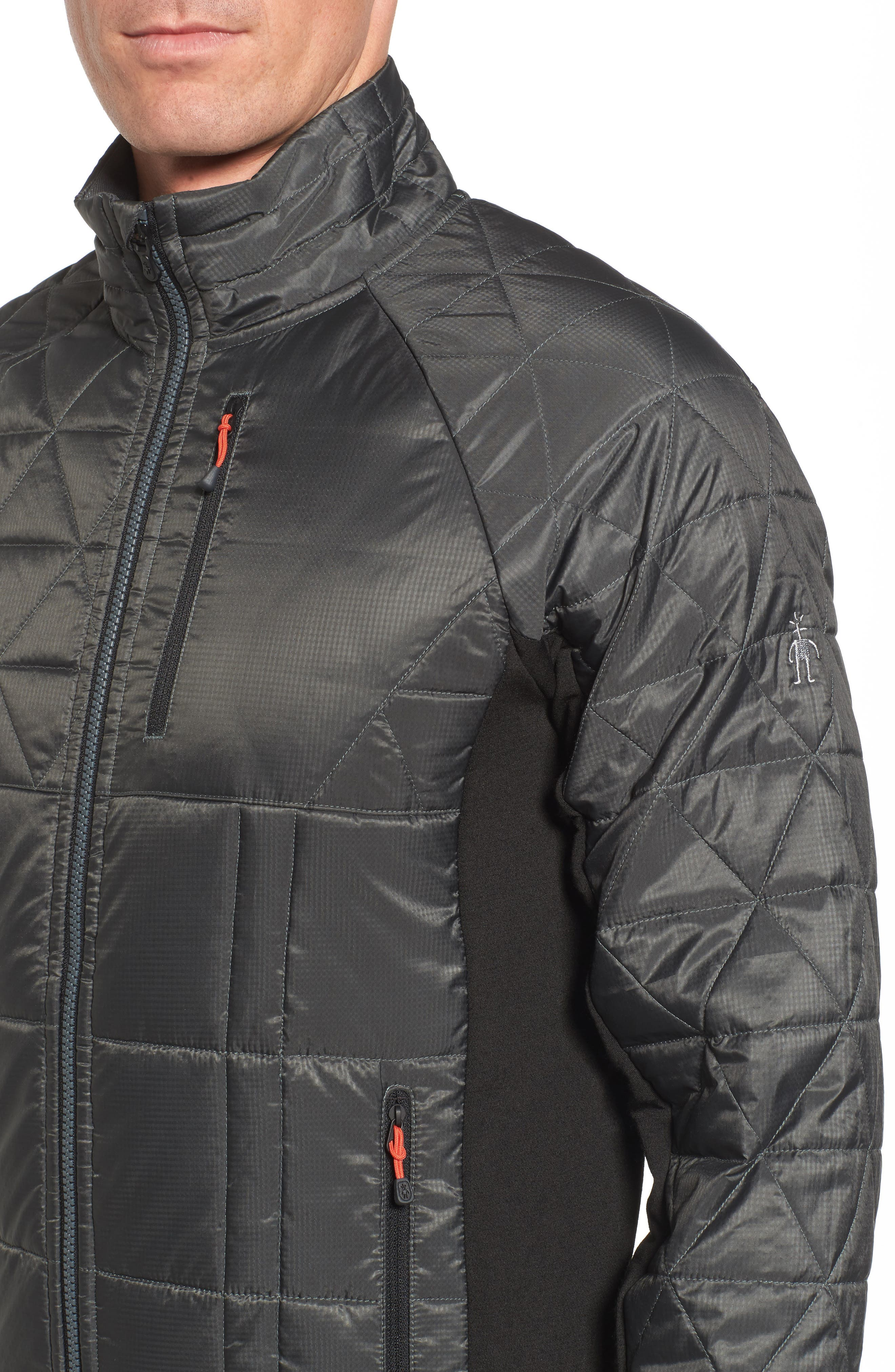 Alternate Image 4  - Smartwool Double Corbet 120 Water Resistant Quilted Jacket