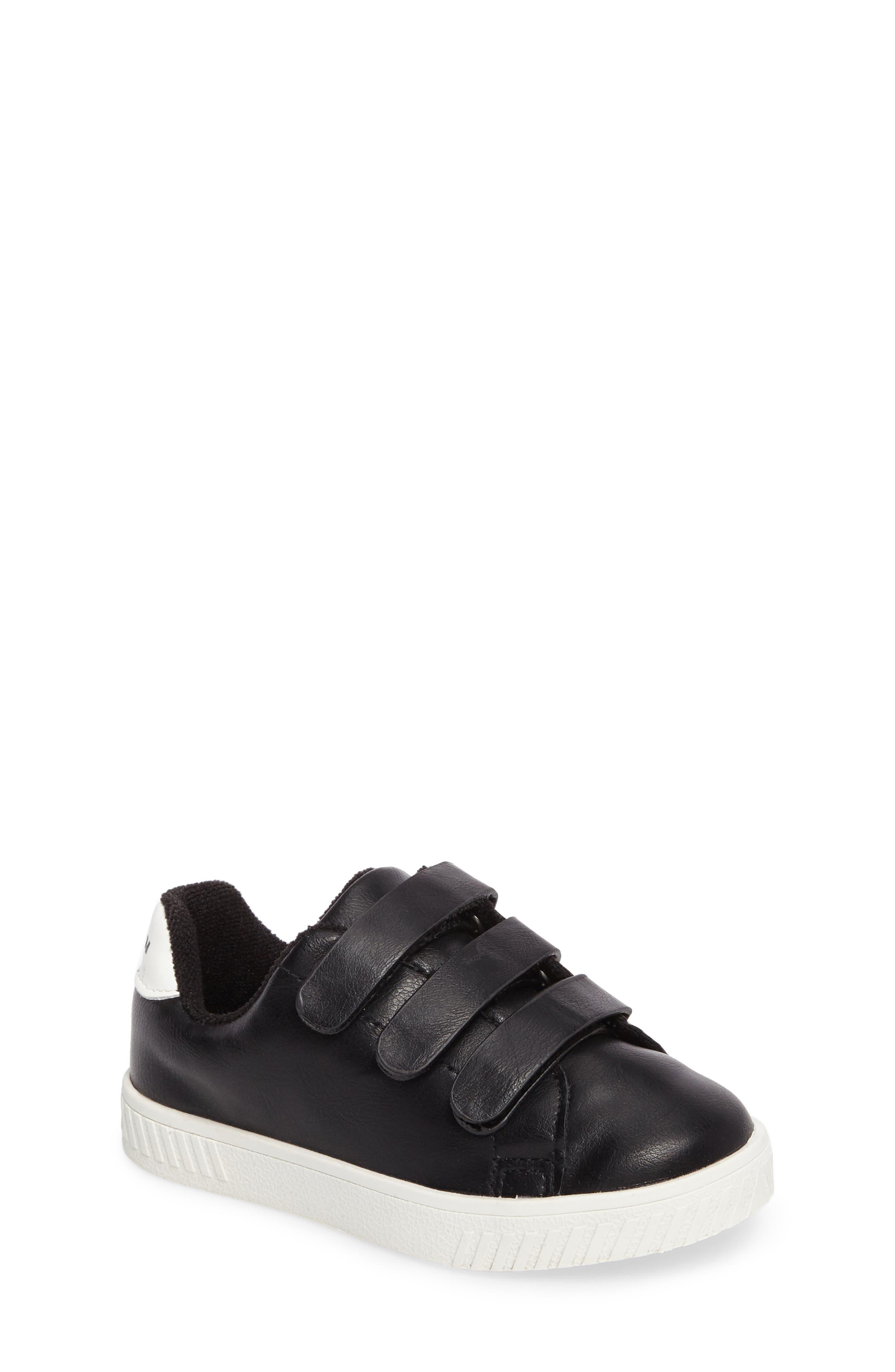 Camden Carry Sneaker,                         Main,                         color, Black Vintage White