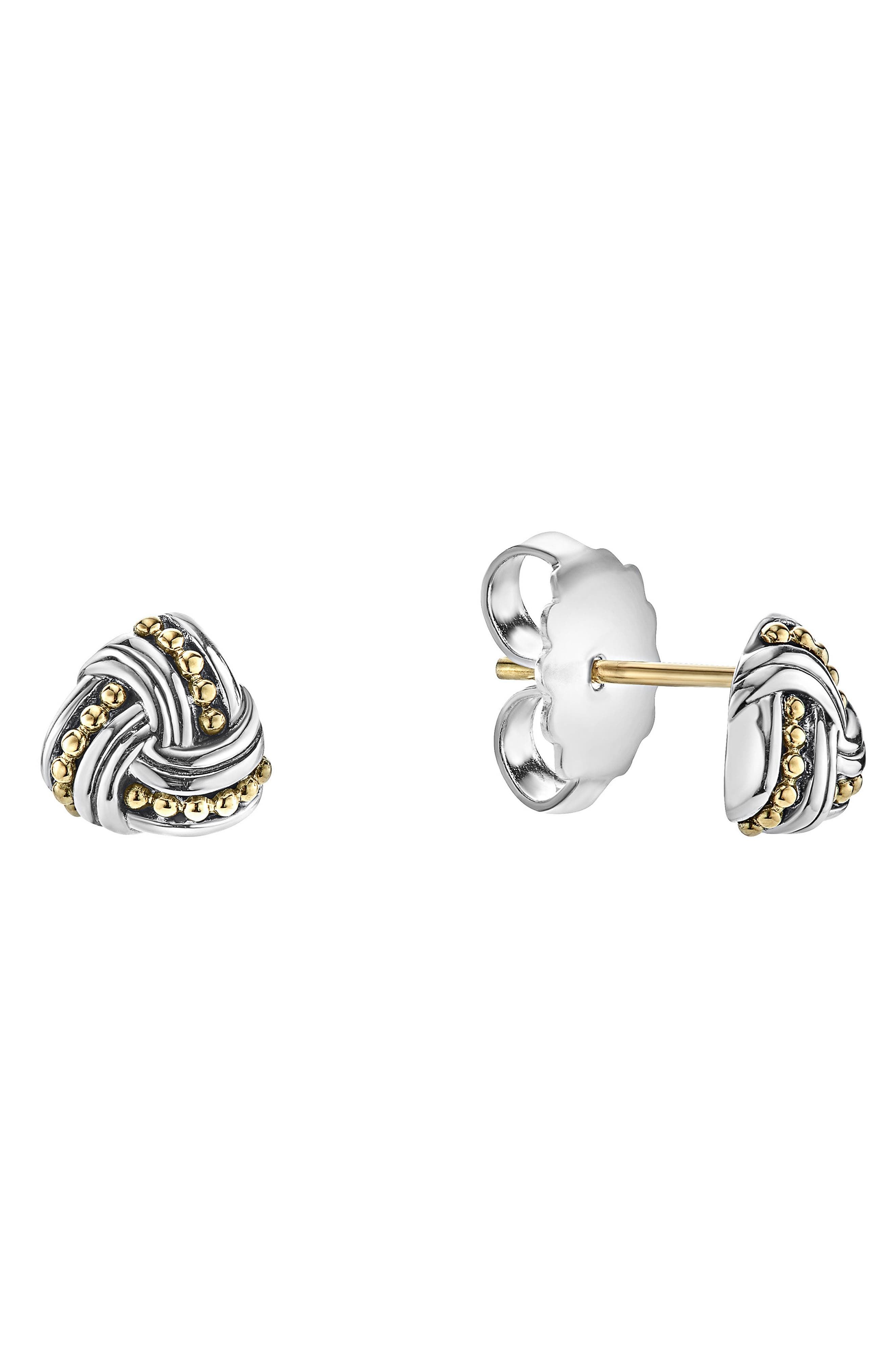 Alternate Image 4  - LAGOS Torsade Stud Earrings