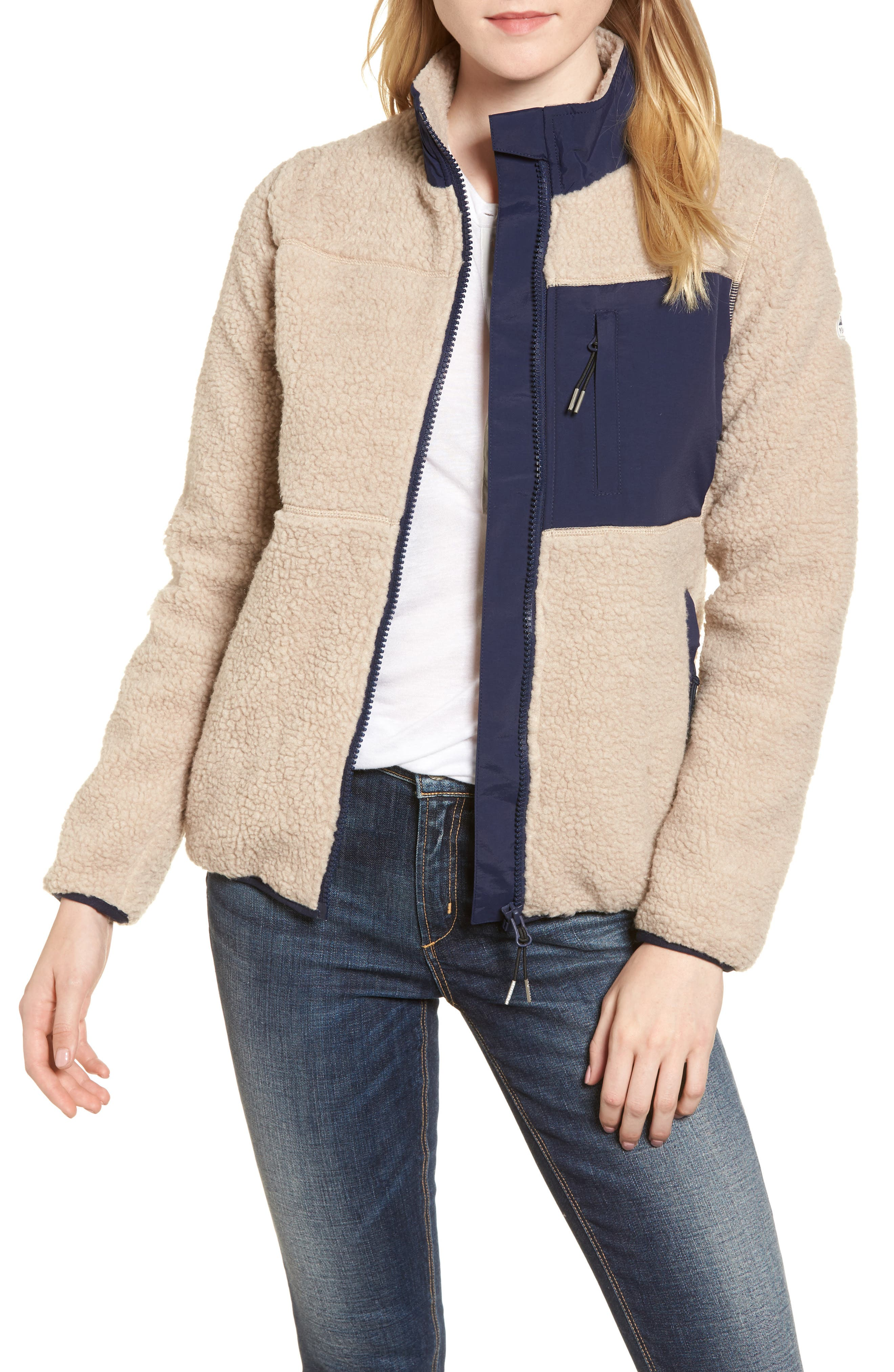 Alternate Image 1 Selected - Penfield Mattawa Fleece Jacket