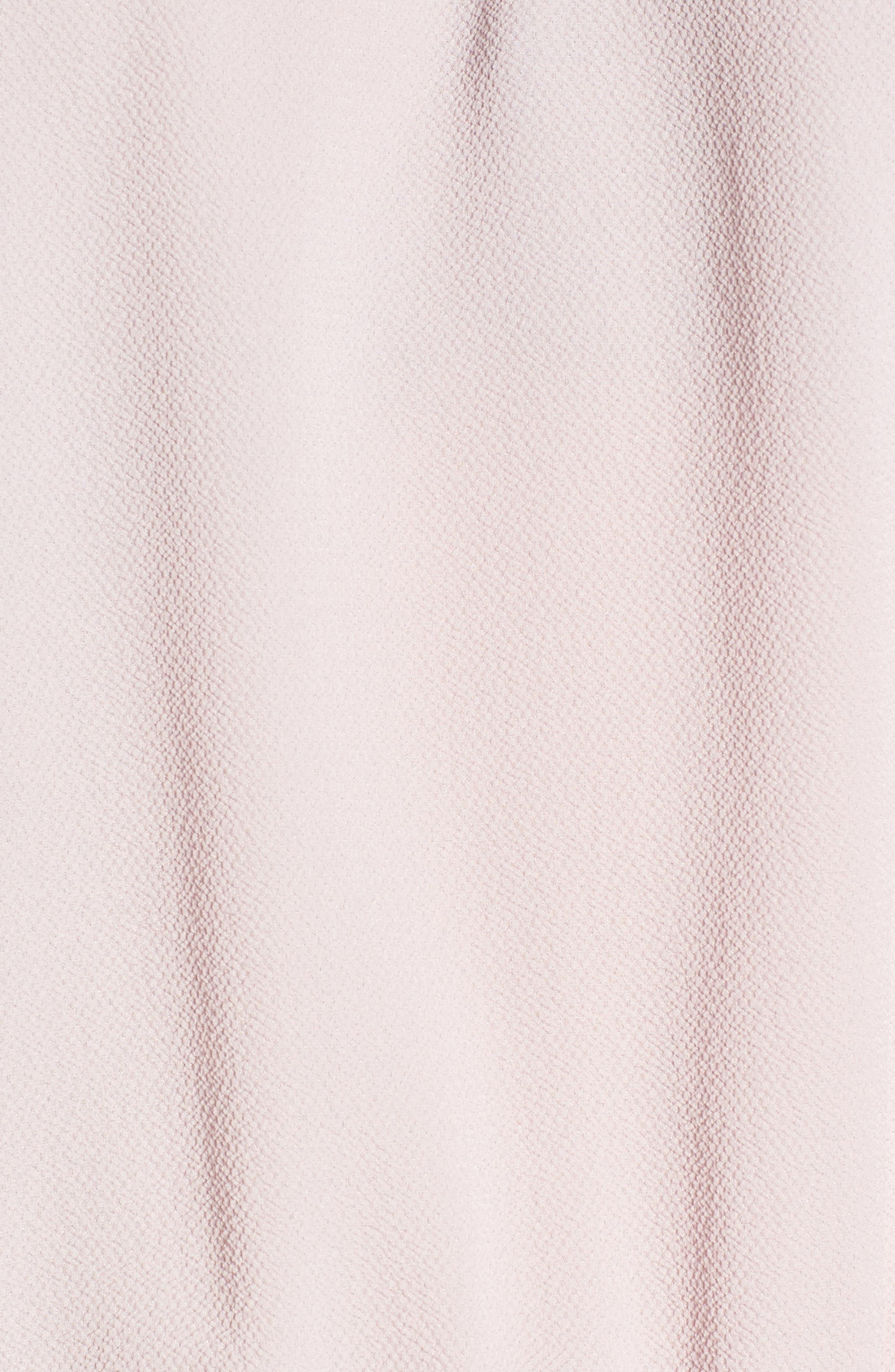 Alternate Image 5  - Ella Moss Medena Smock Waist Ruffle Minidress