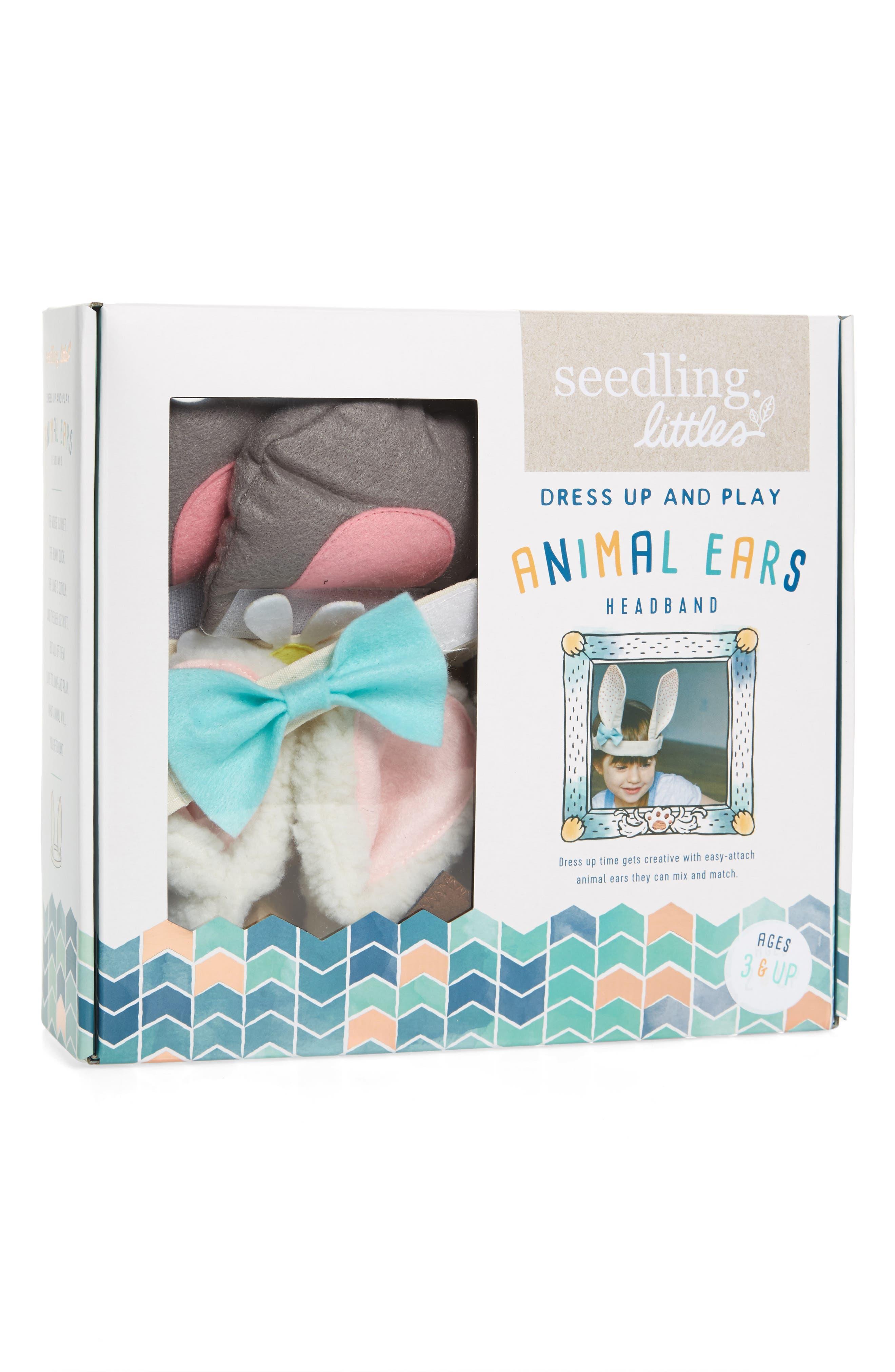 seedling Dress Up & Play Animal Ears Kit