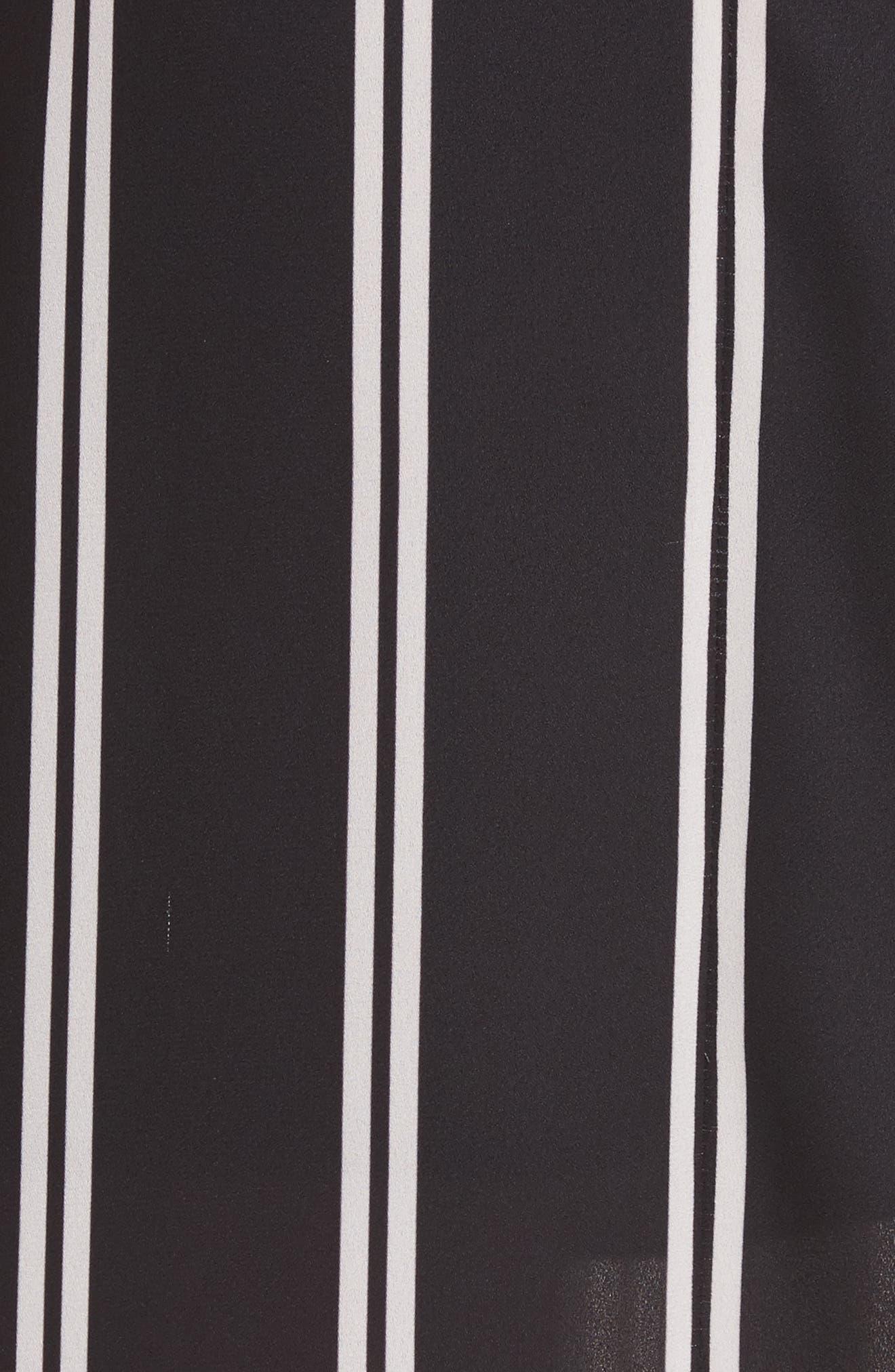 Alternate Image 5  - Alice + Olivia Gabel Clean Pleat Maxi Skirt