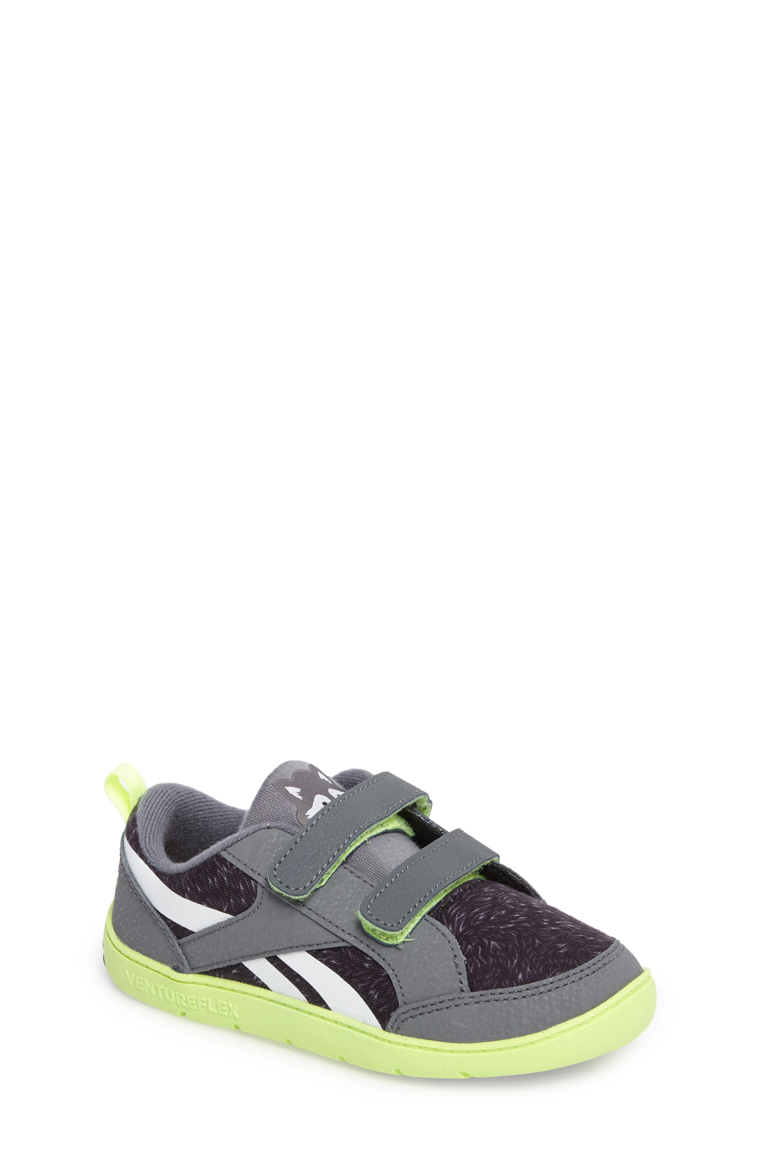 Reebok Ventureflex Critter Feet Sneaker (Baby, Walker & Toddler)