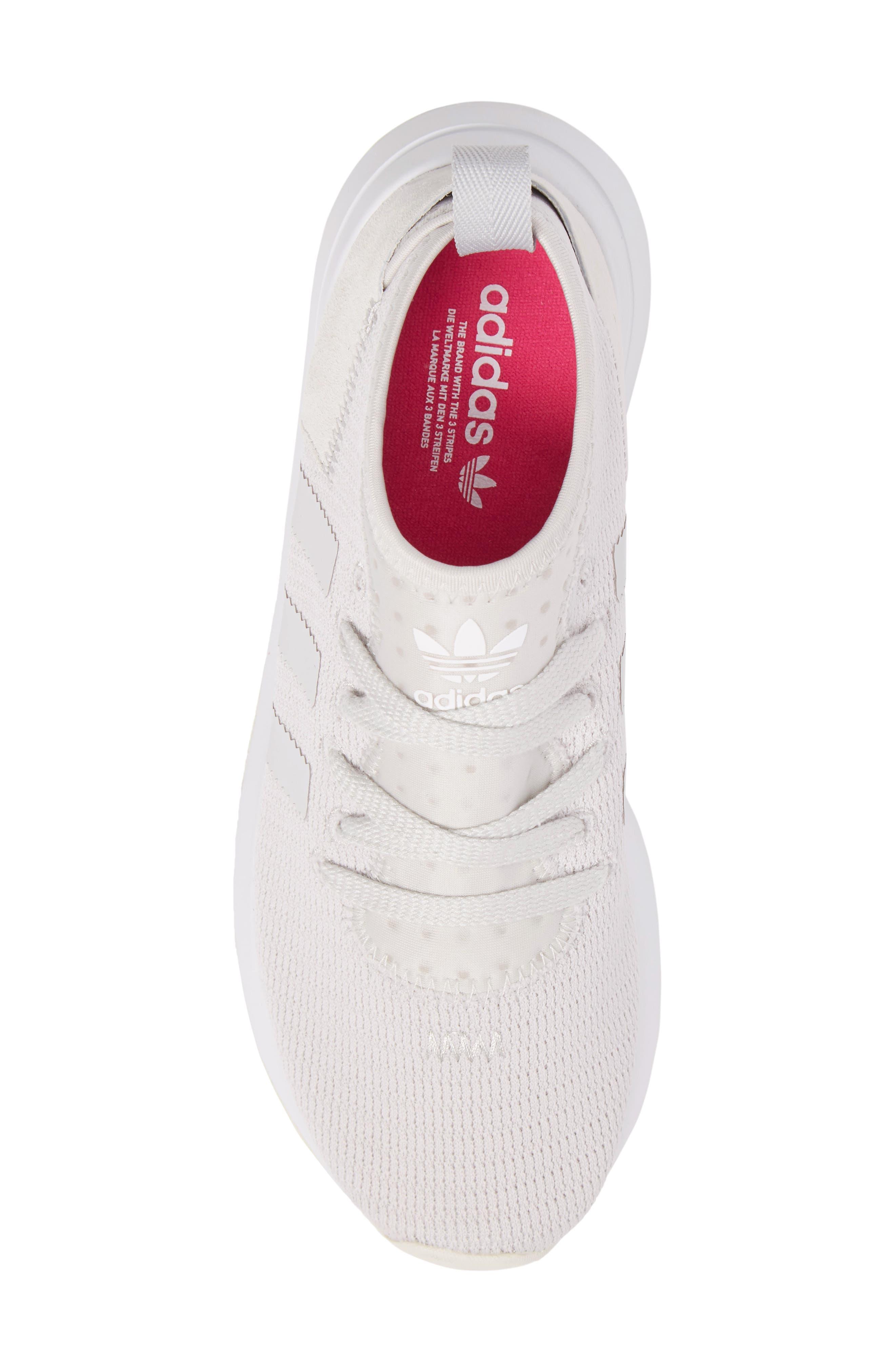 Flashback Winter Sneaker,                             Alternate thumbnail 5, color,                             Grey/ White