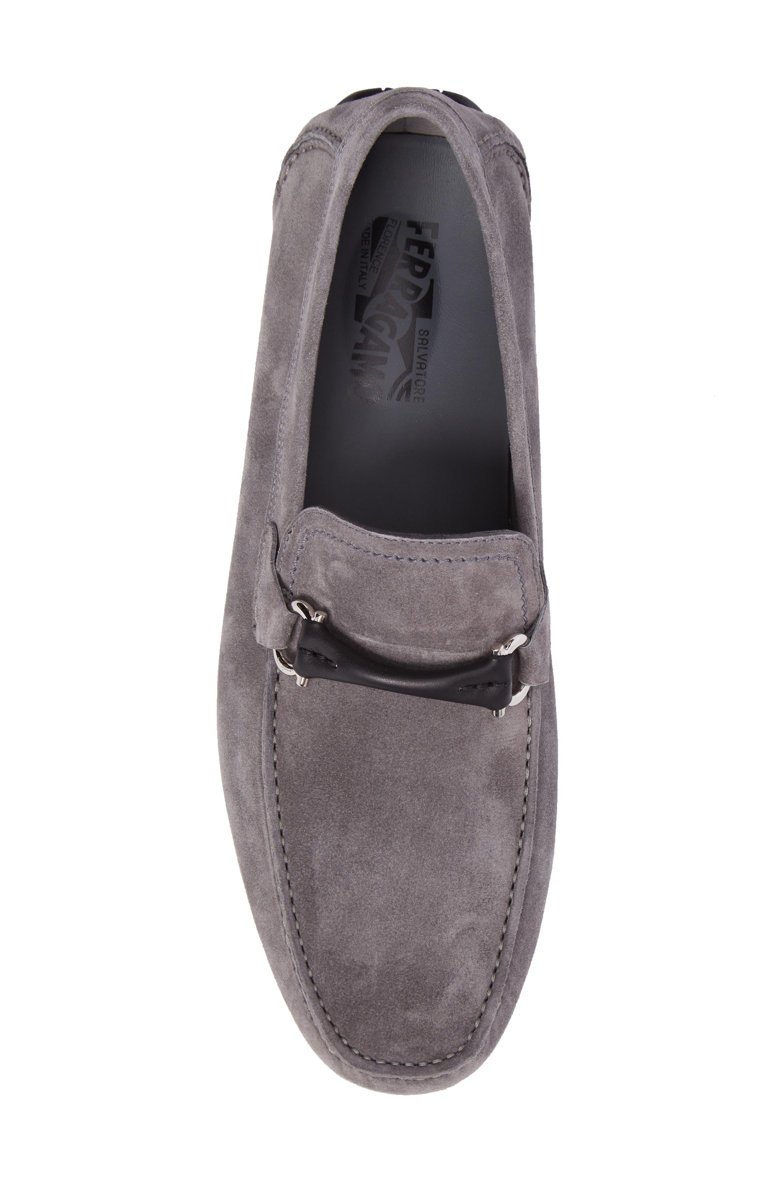 Alternate Image 5  - Salvatore Ferragamo GranprixDriving Shoe (Men)