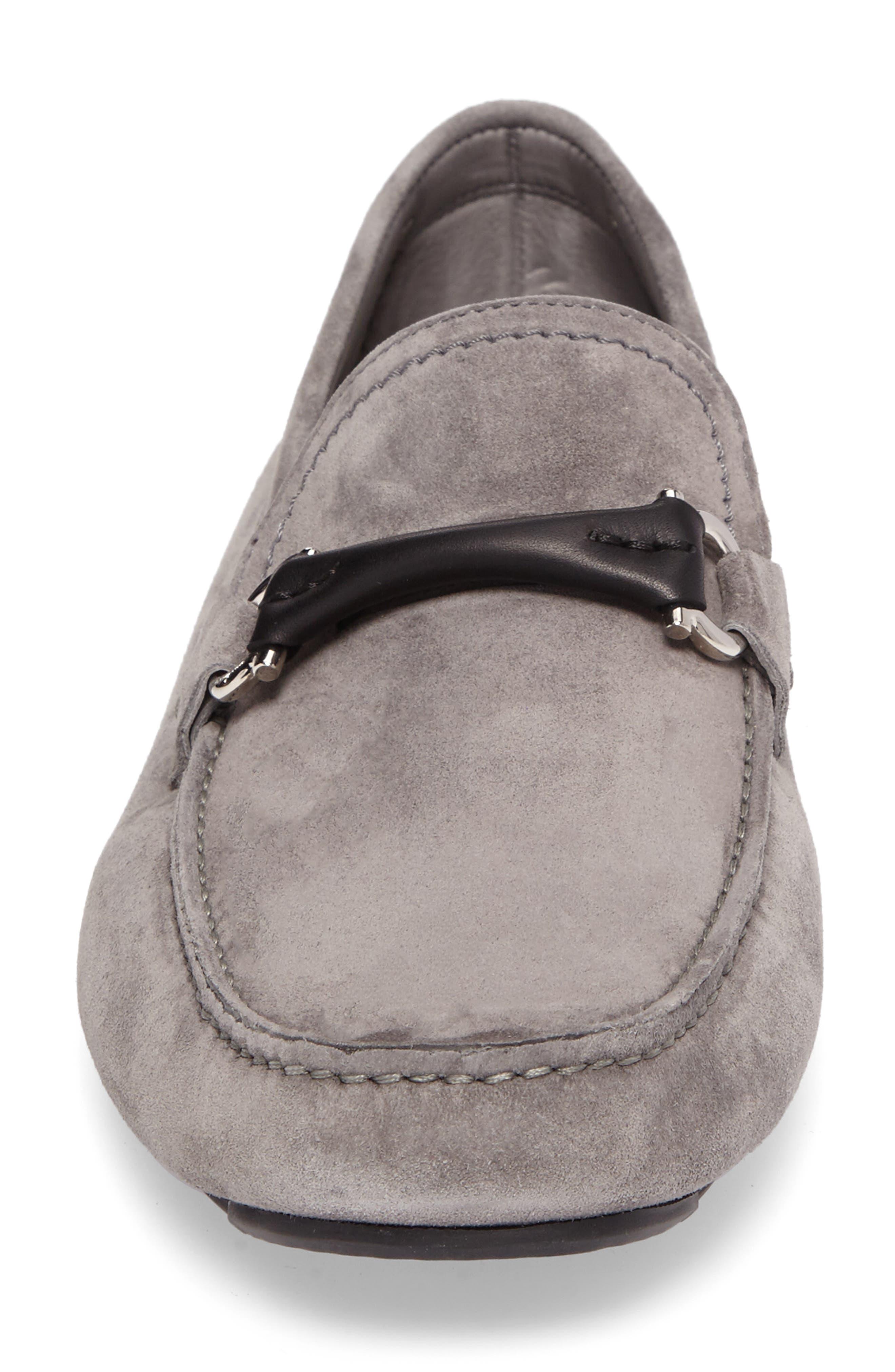 Alternate Image 4  - Salvatore Ferragamo GranprixDriving Shoe (Men)