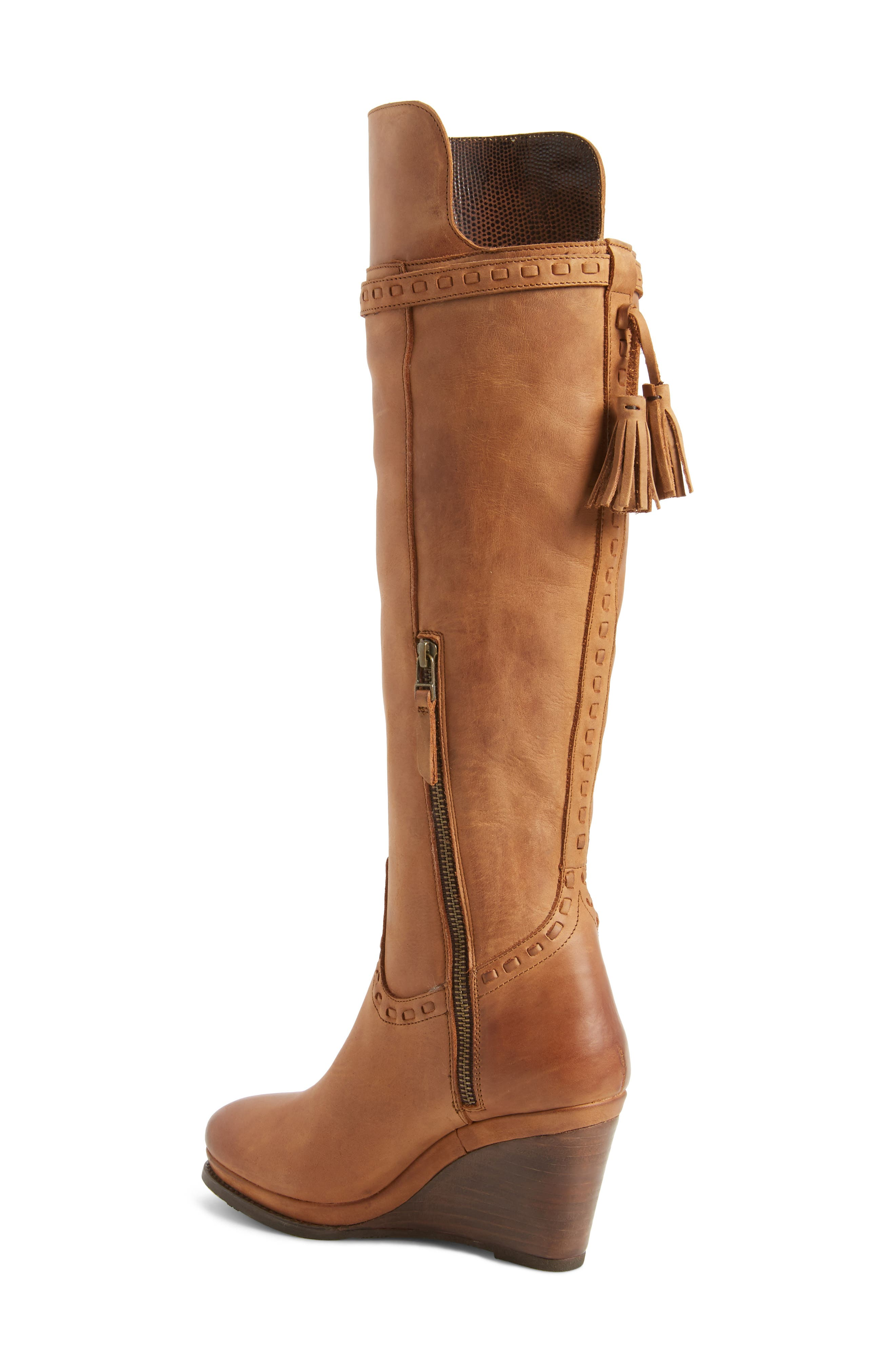 Knoxville Boot,                             Alternate thumbnail 2, color,                             Trendy Tawny Leather