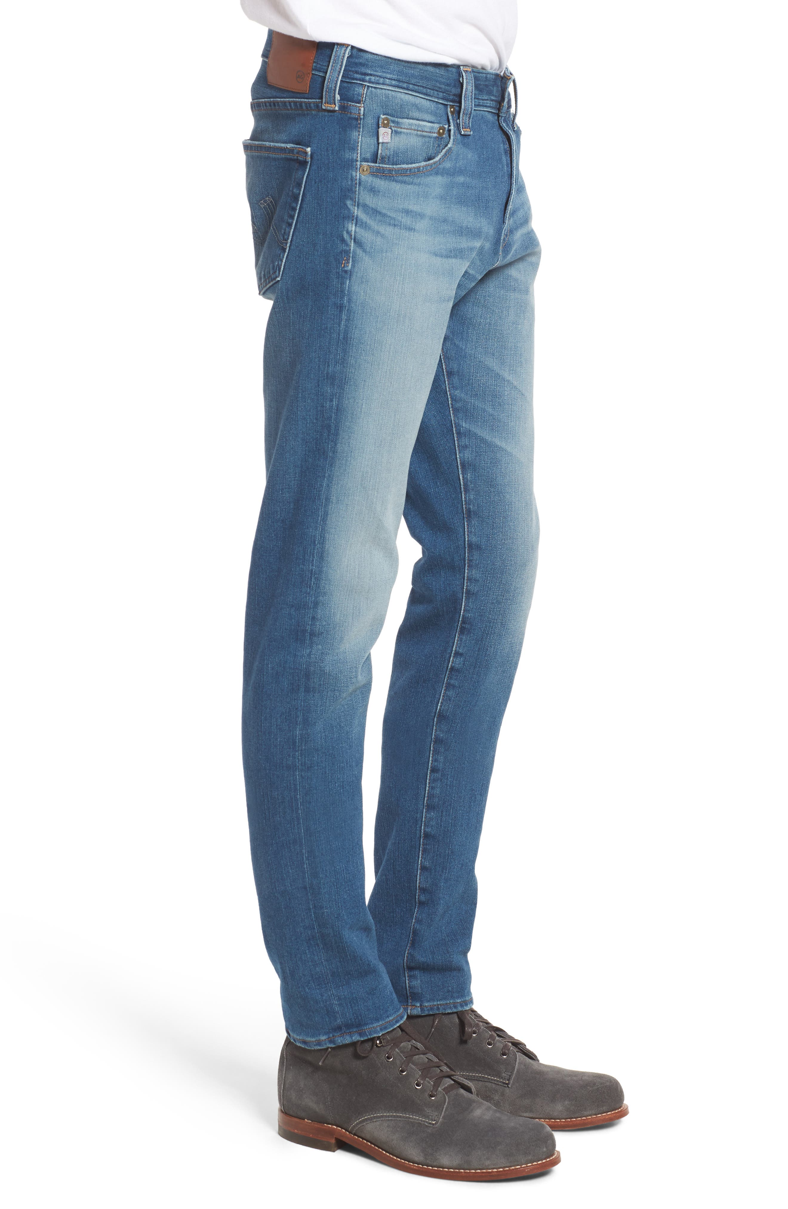 Dylan Slim Skinny Fit Jeans,                             Alternate thumbnail 3, color,                             Audition